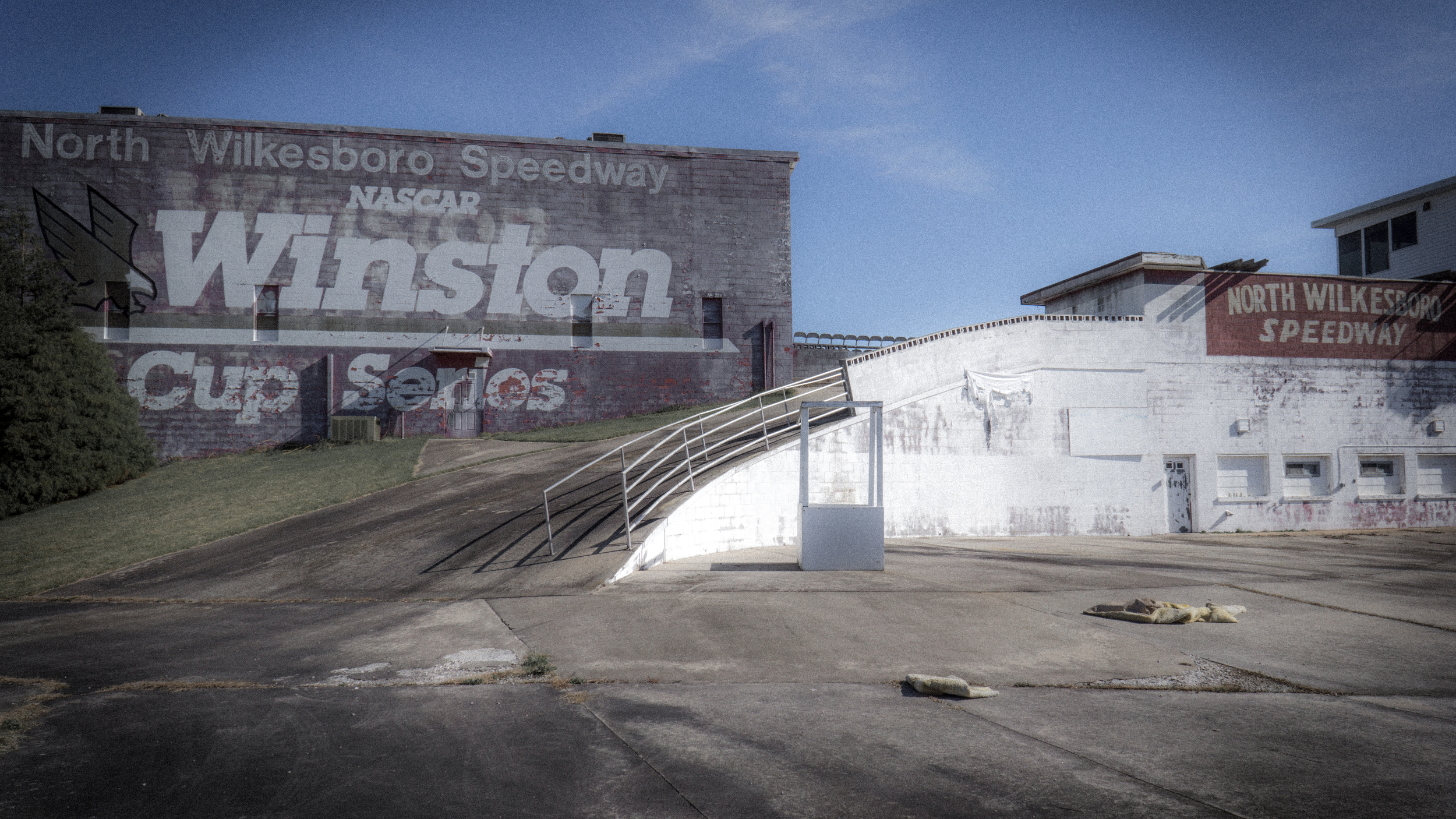 Ghost of Speedways Past