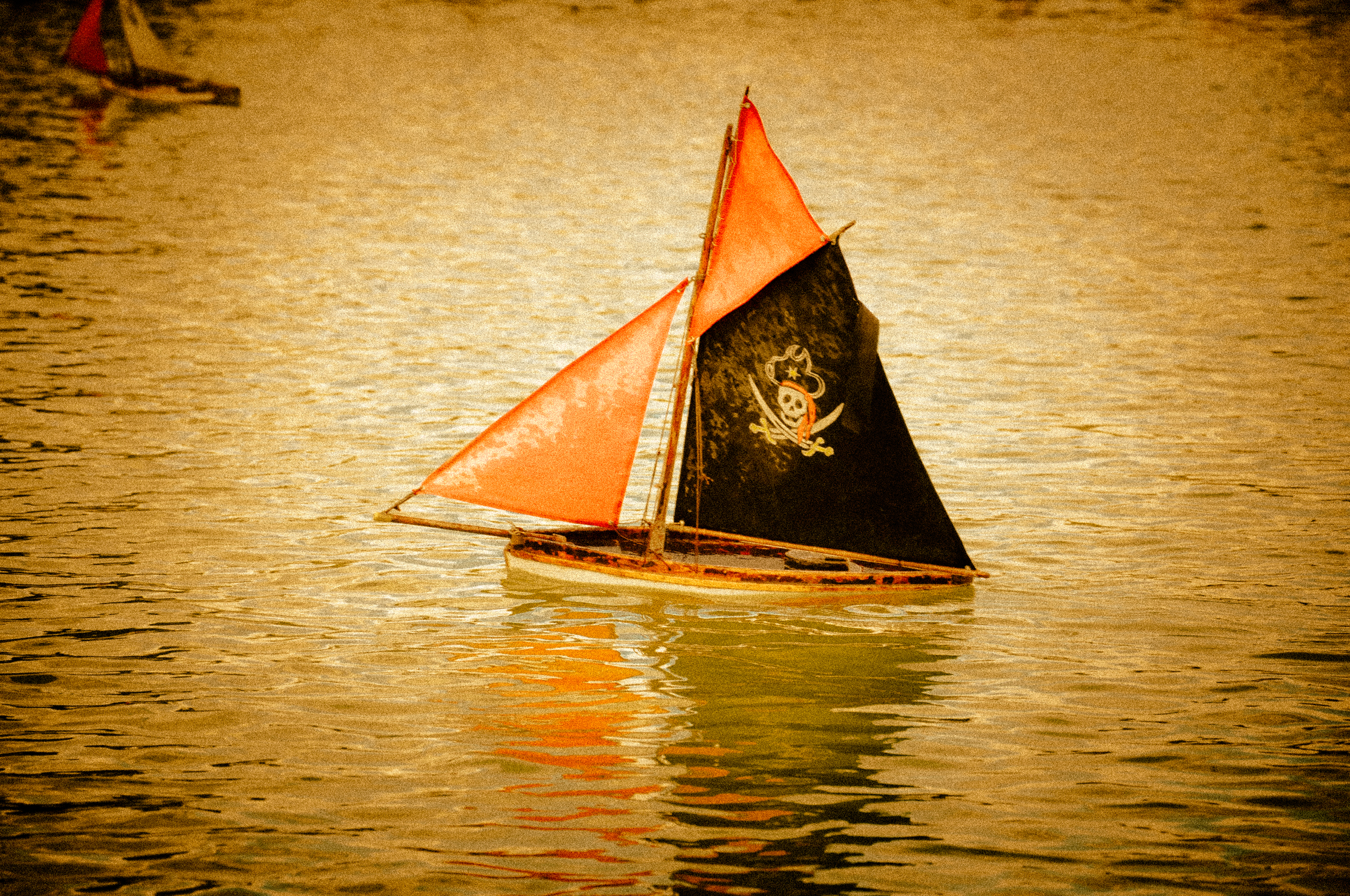 Set Sail for Gold