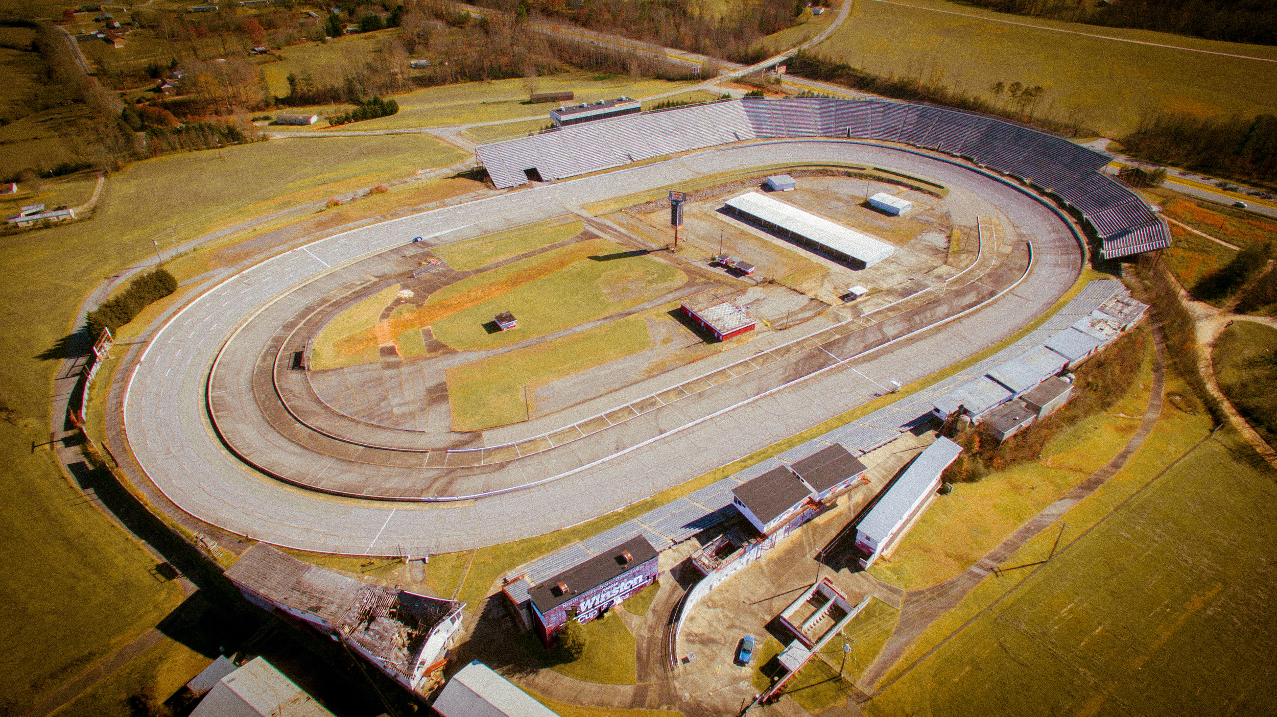 This Was North Wilkesboro Speedway
