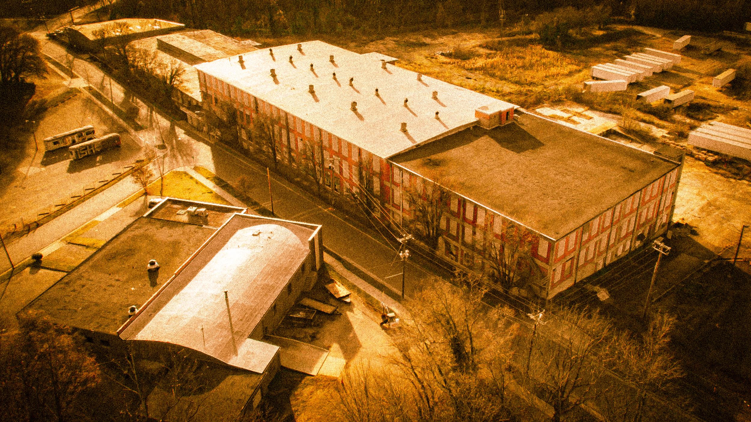 Historic Savona Mill
