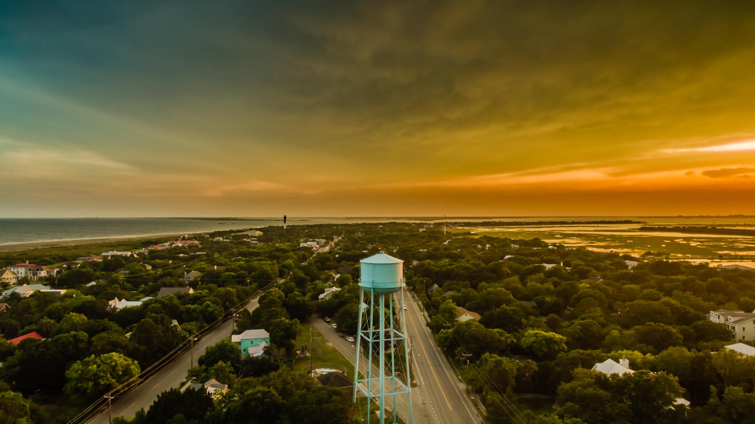 Sullivan's Island Water Tower