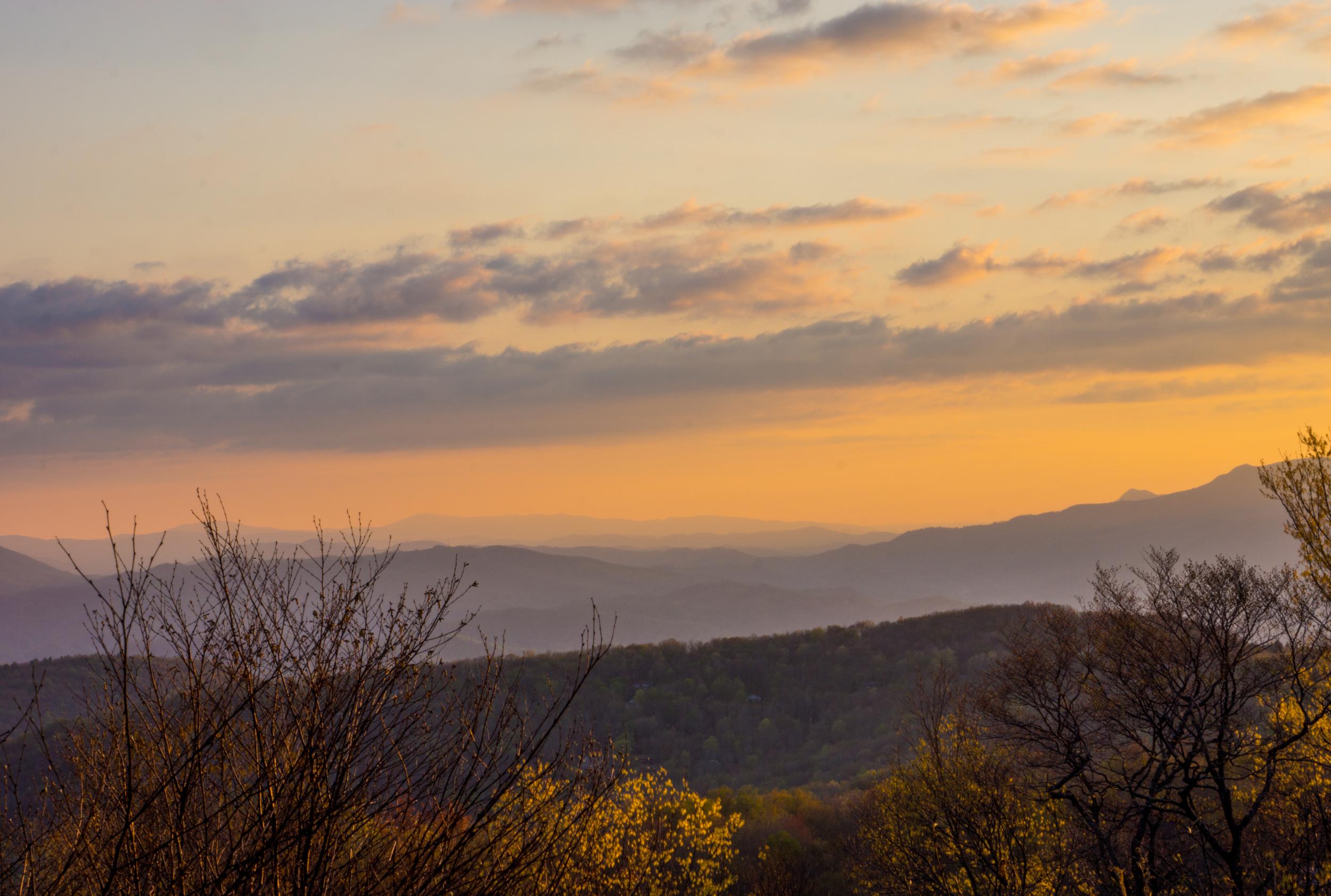 Mile High Sunrise