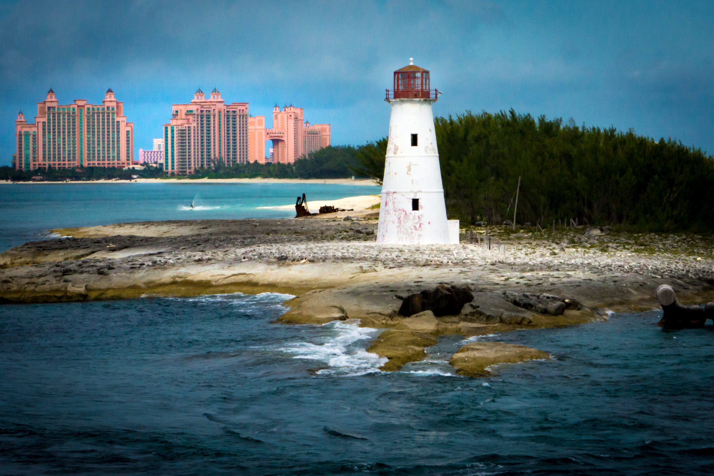 Paradise Island Lighthouse