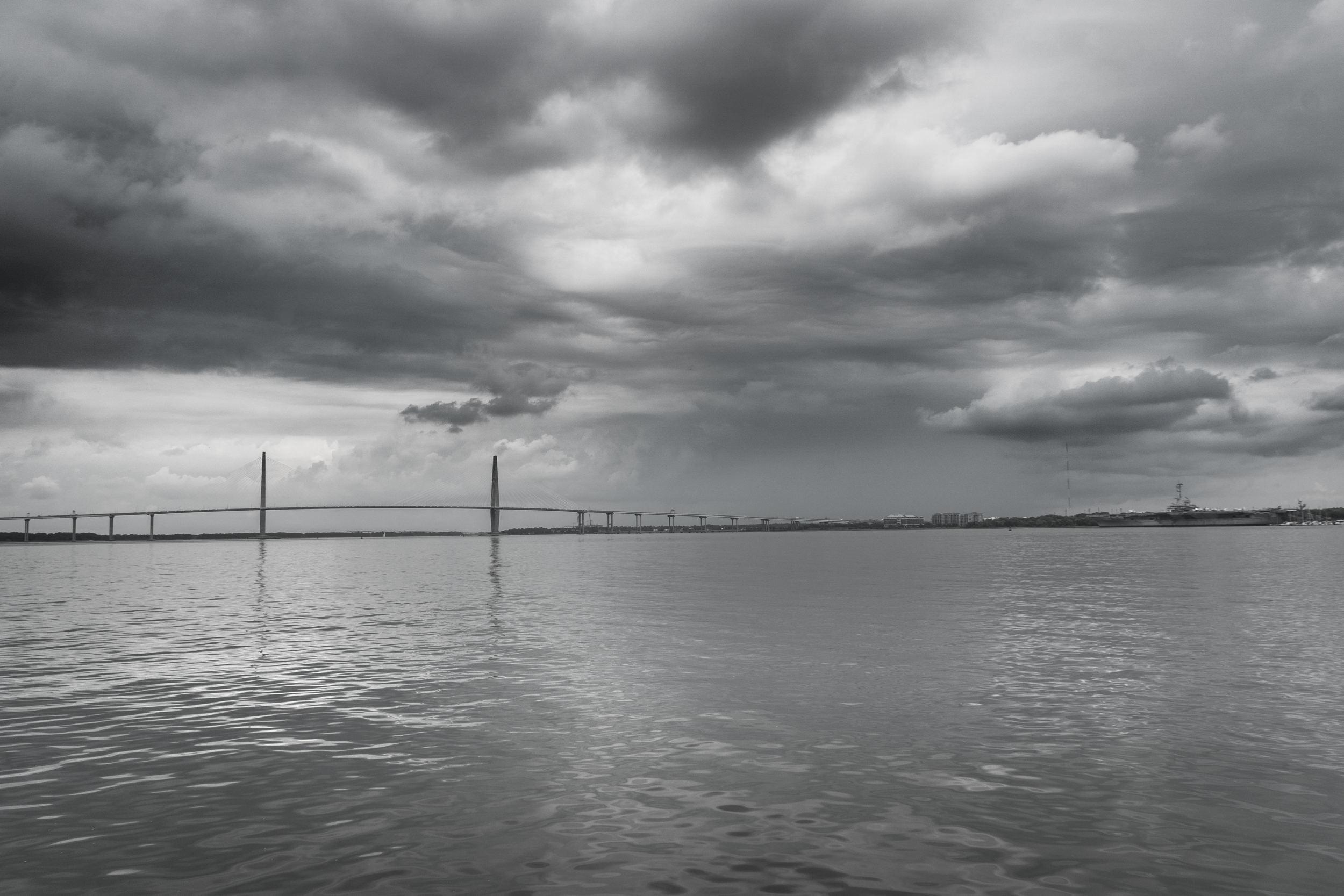 Cooper River Rain Storm