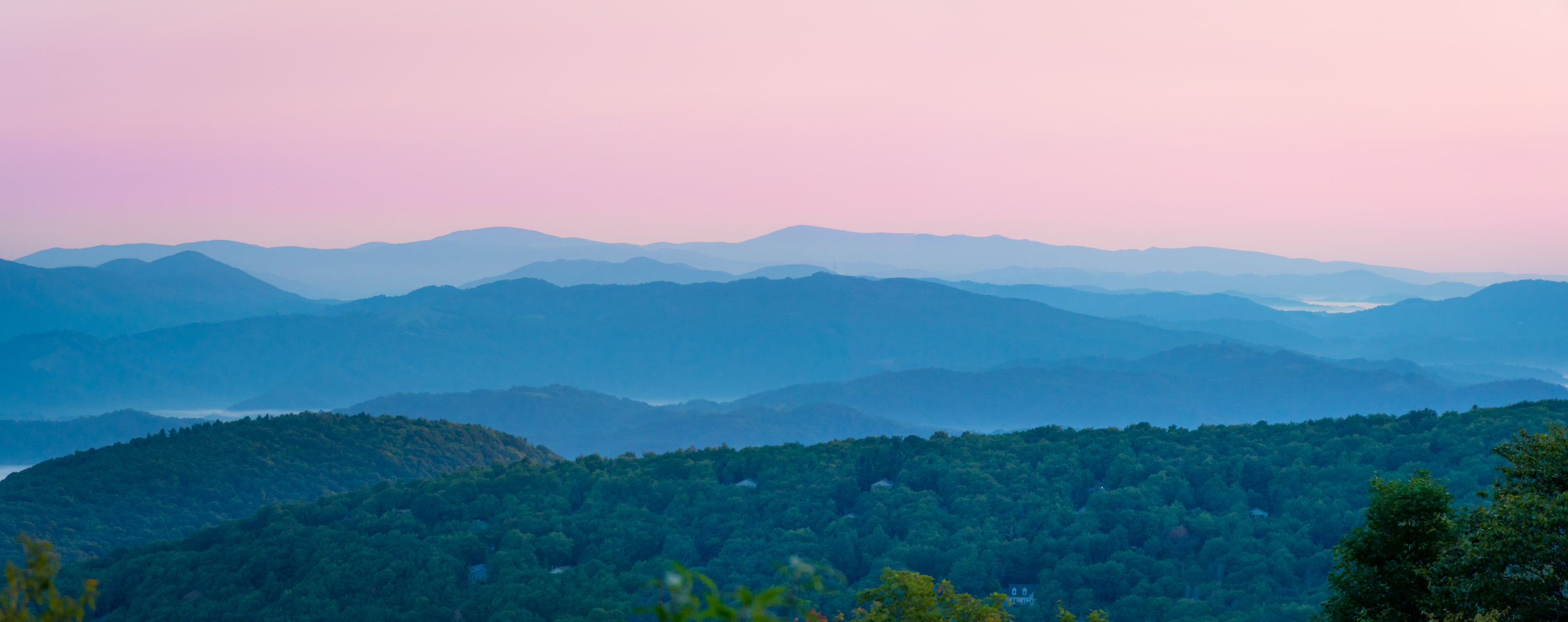 Blue Ridge Layers