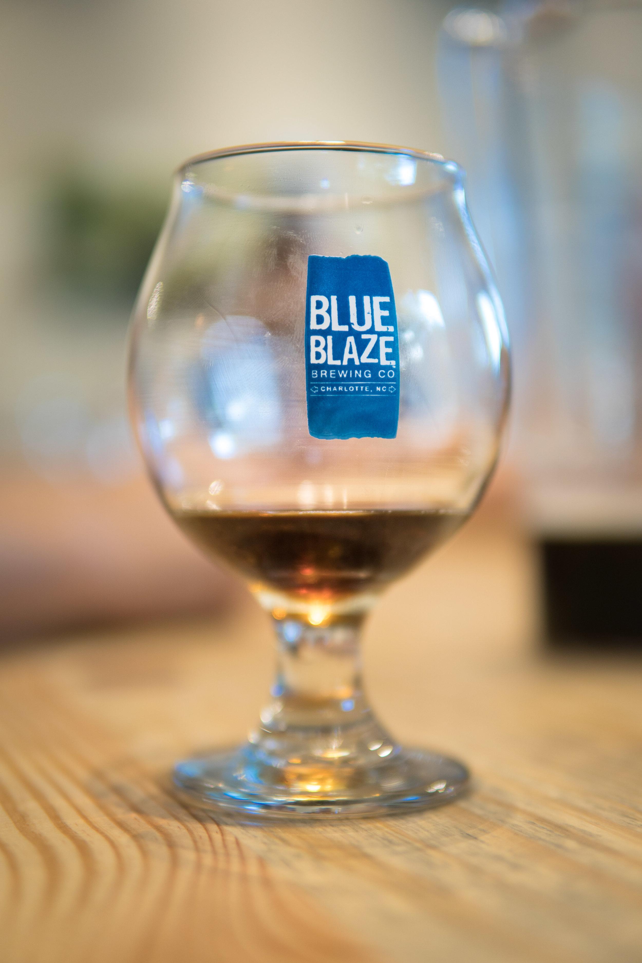 Blue Blaze Tasting Night