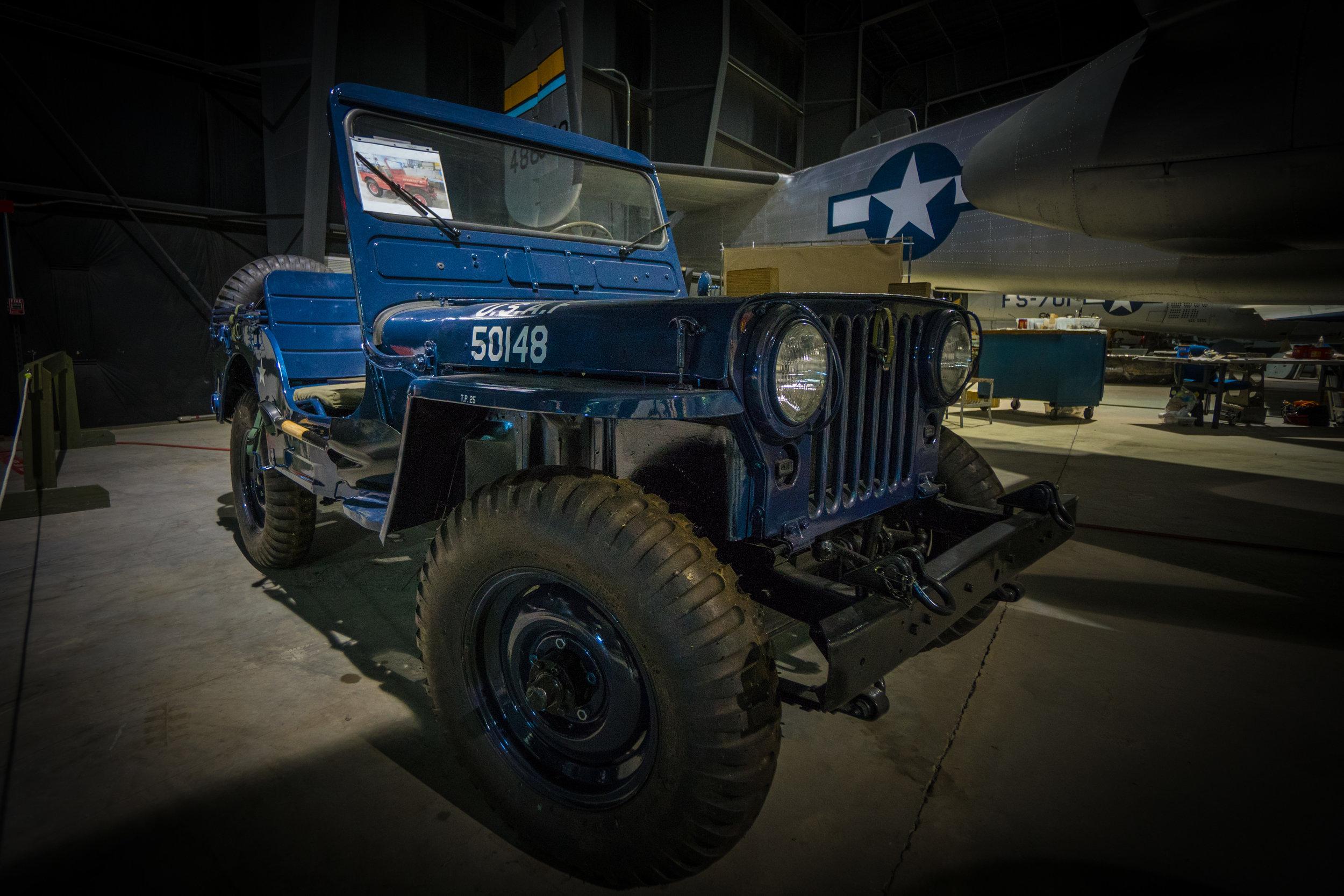 USAF Jeep