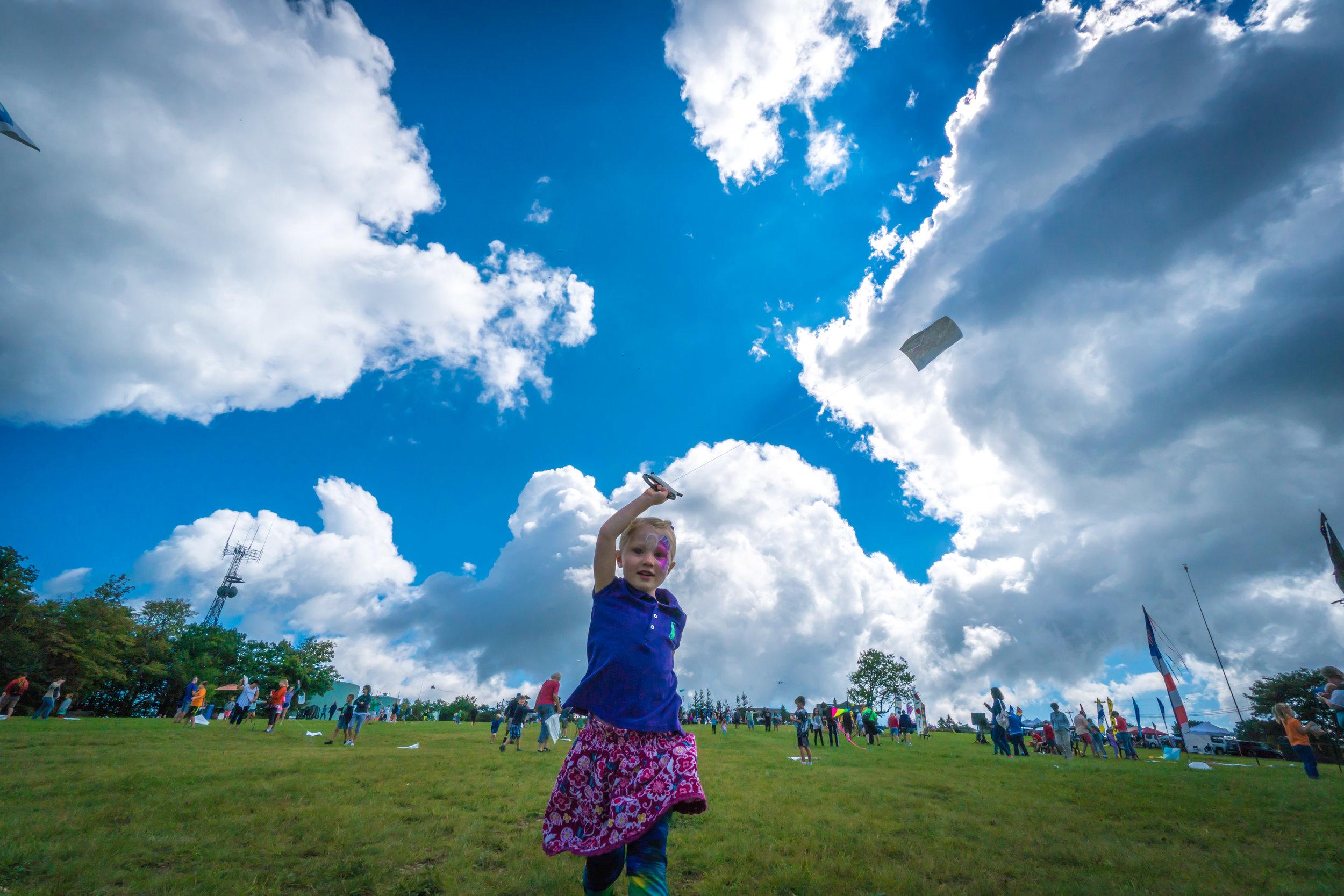 Beech Mountain Kite Festival