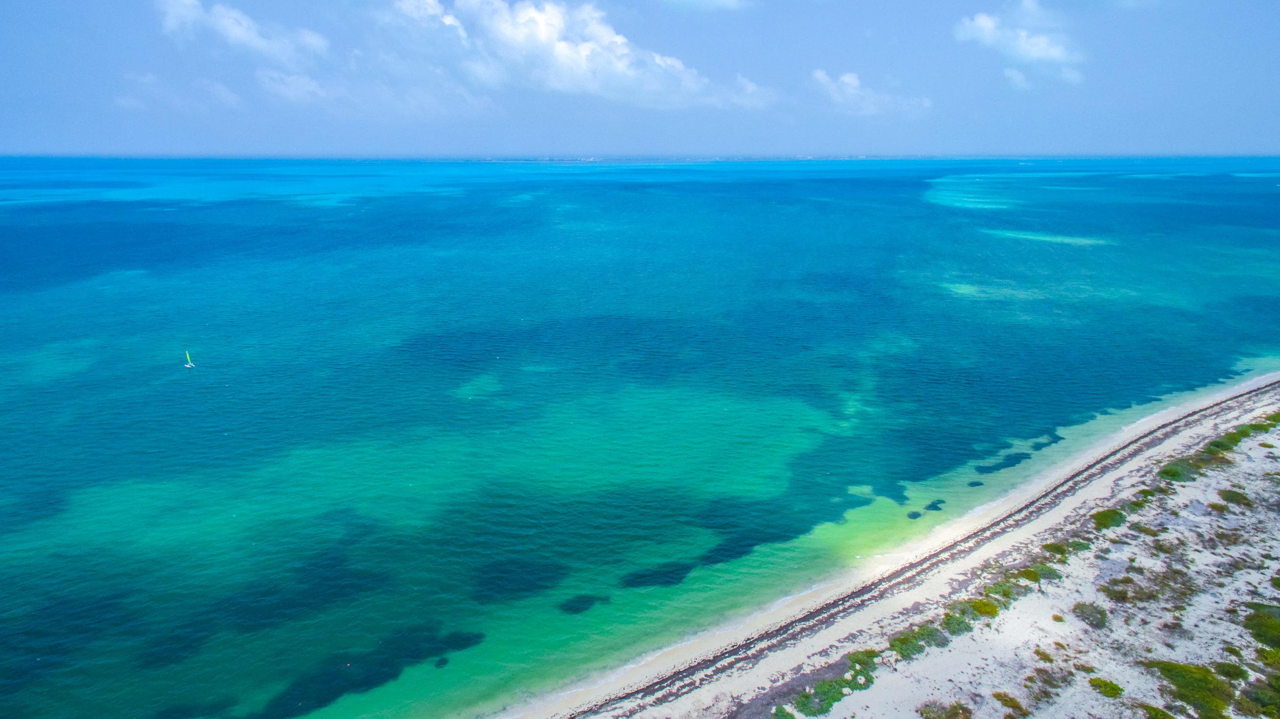 Sailing Playa Mujeres