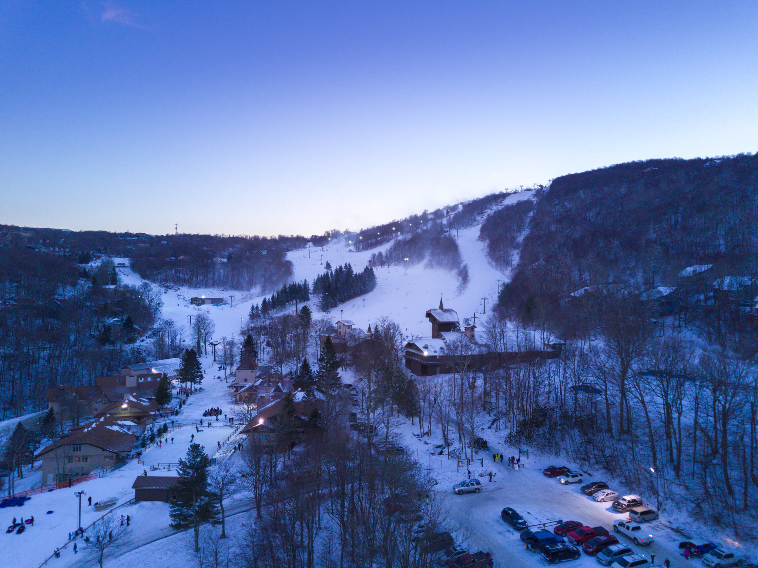 Beech Mountain Ski Village