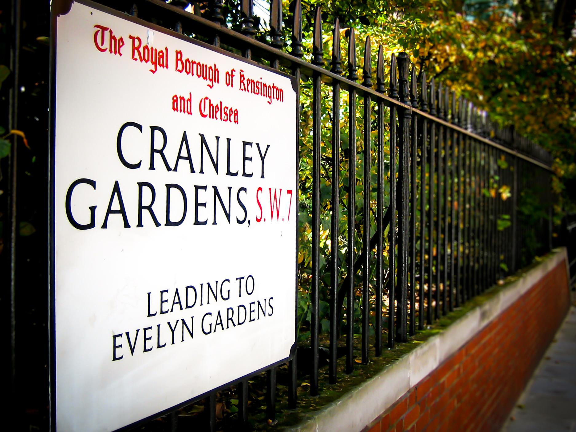 Cranley Gardens