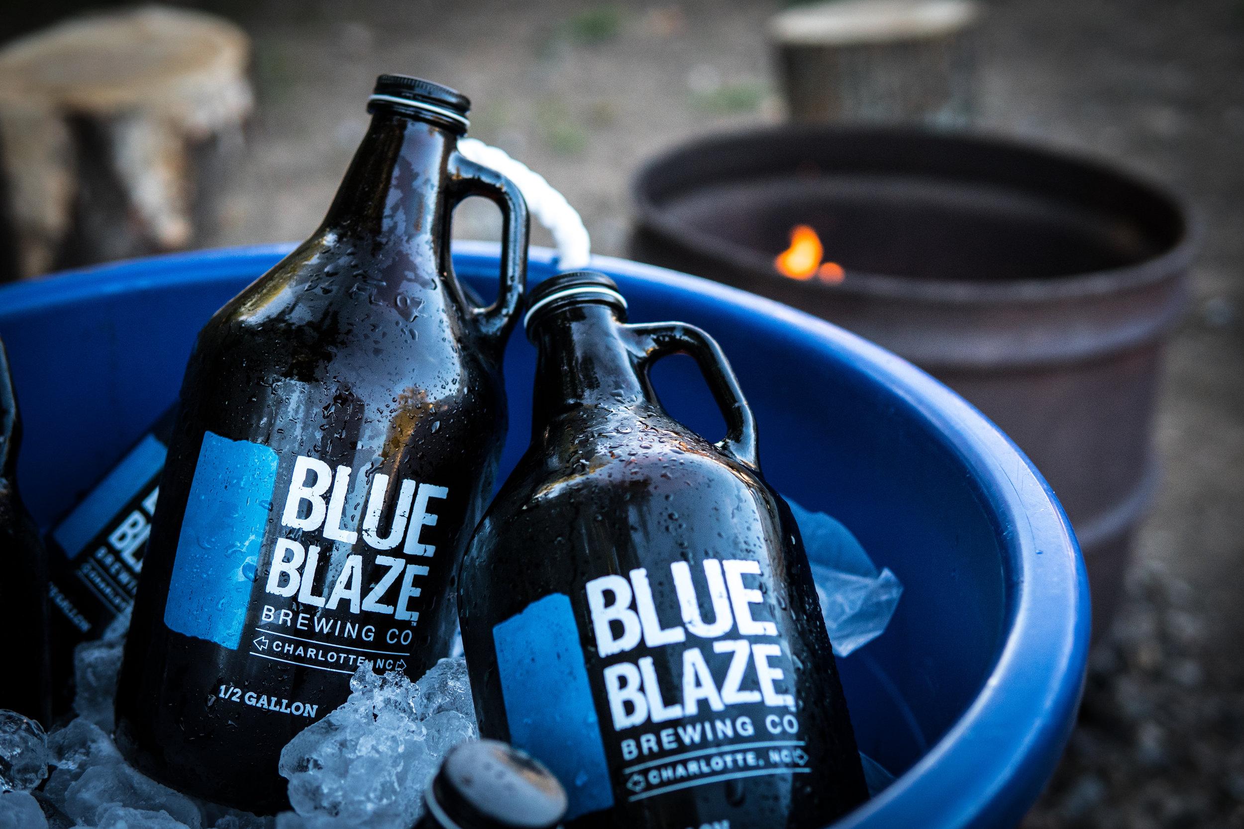Blue Blaze Pair