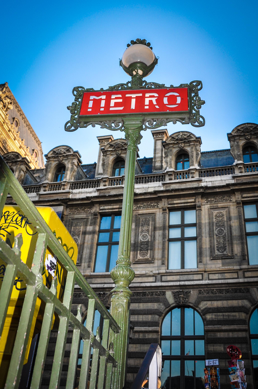 Parisian Metro I