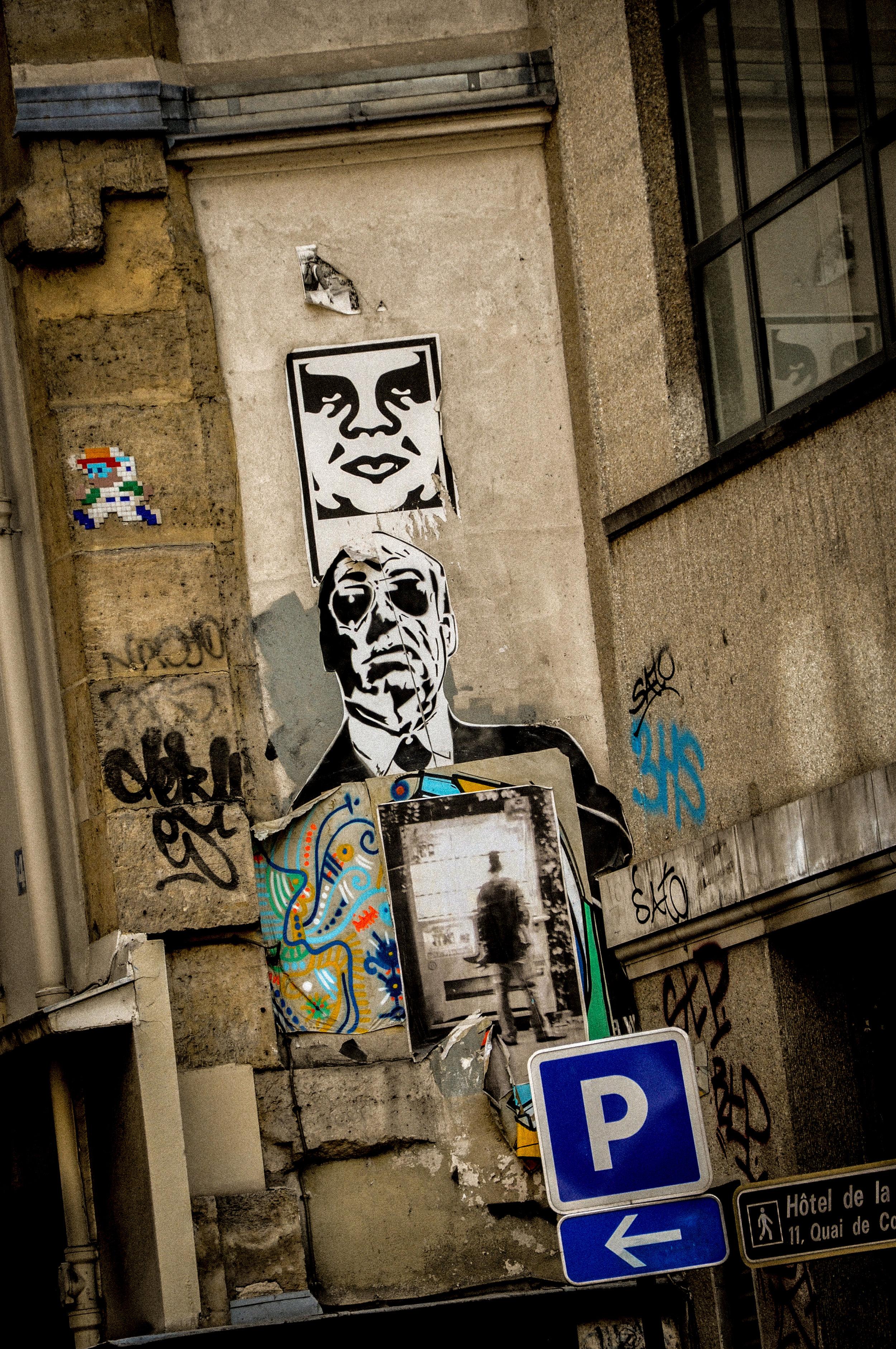 Andre in Paris
