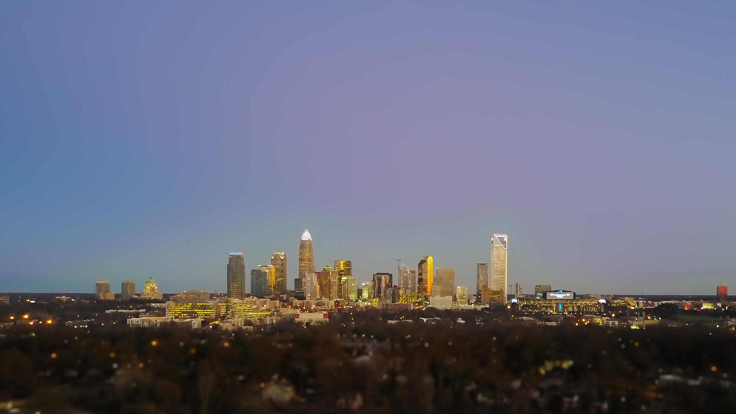 Sun-Glittered Charlotte