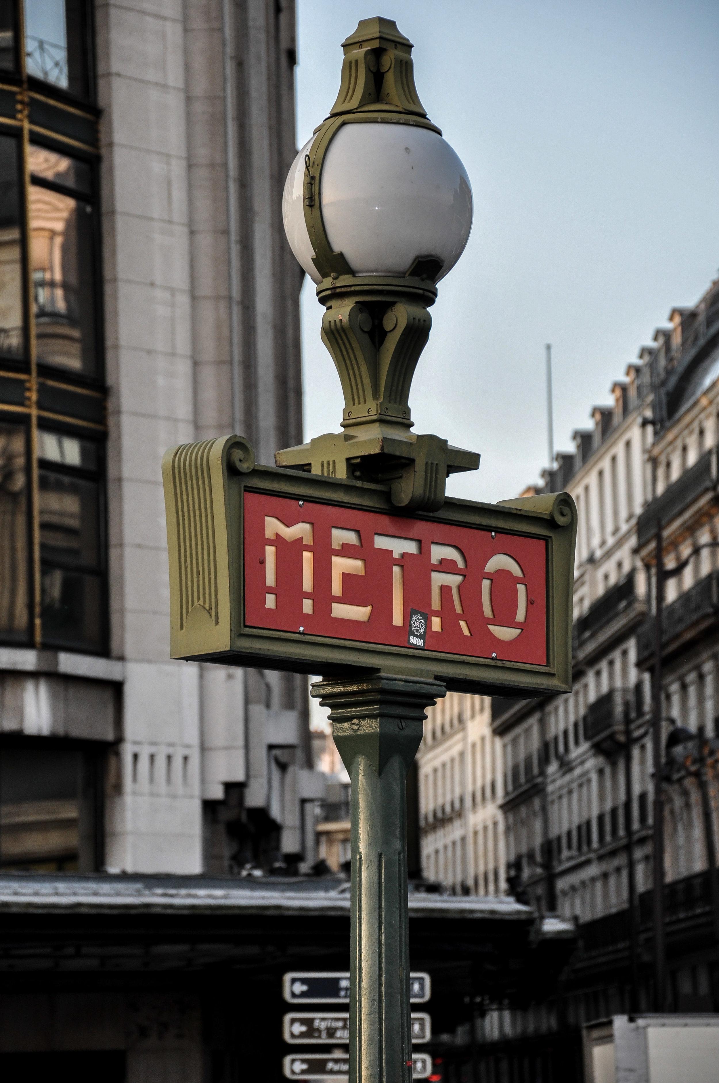 Parisian Metro III