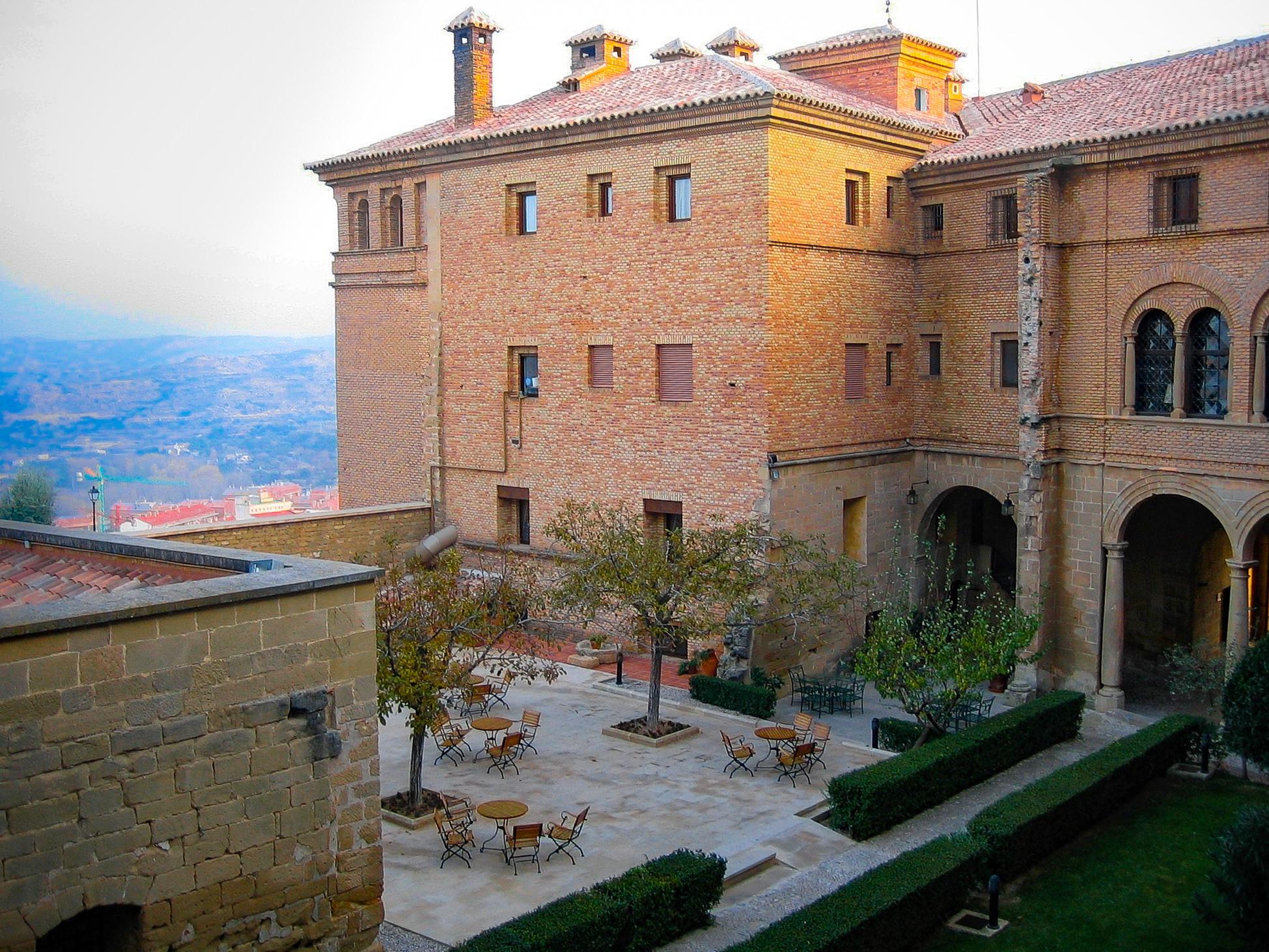 Alcañiz Courtyard