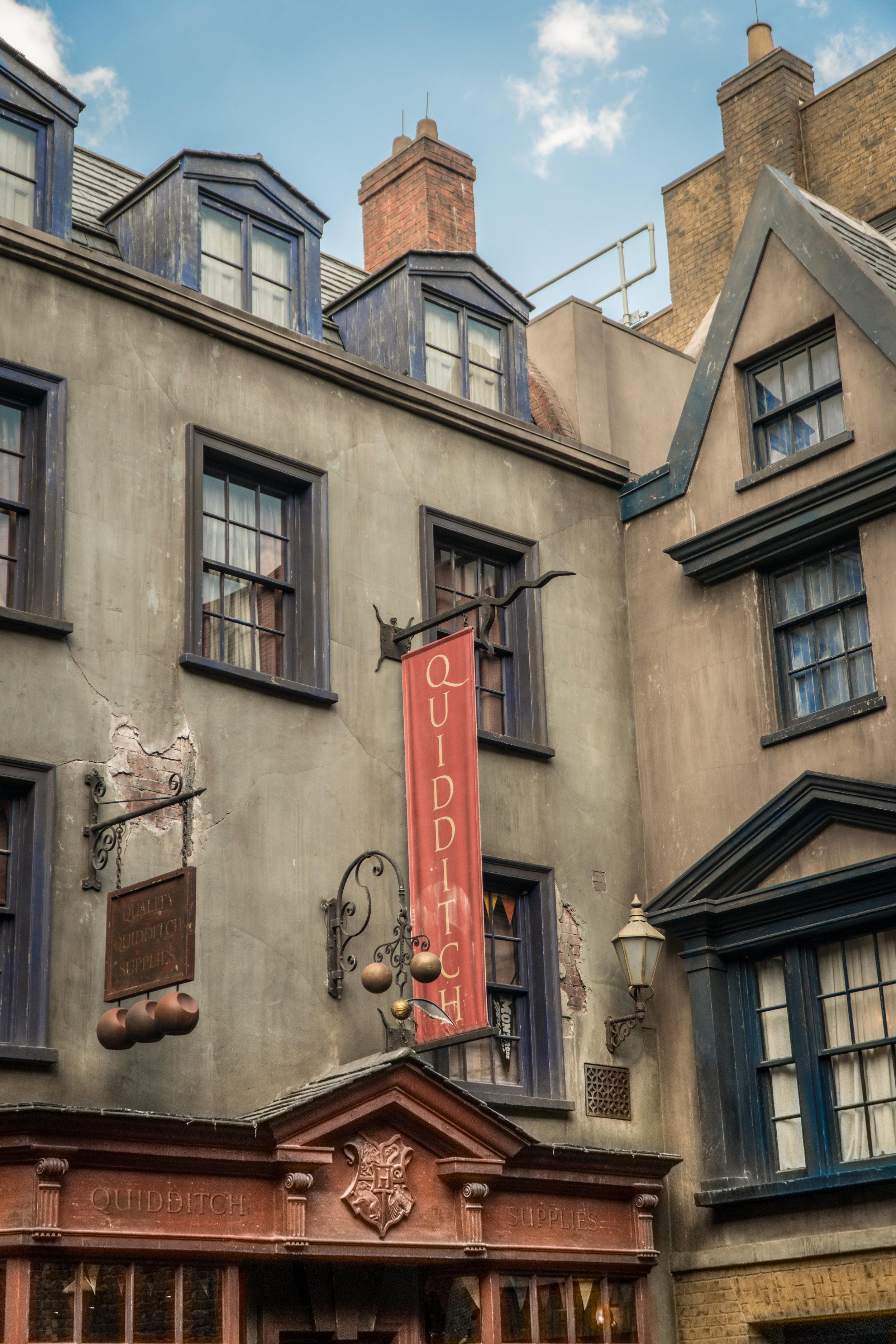 Quidditch Supplies