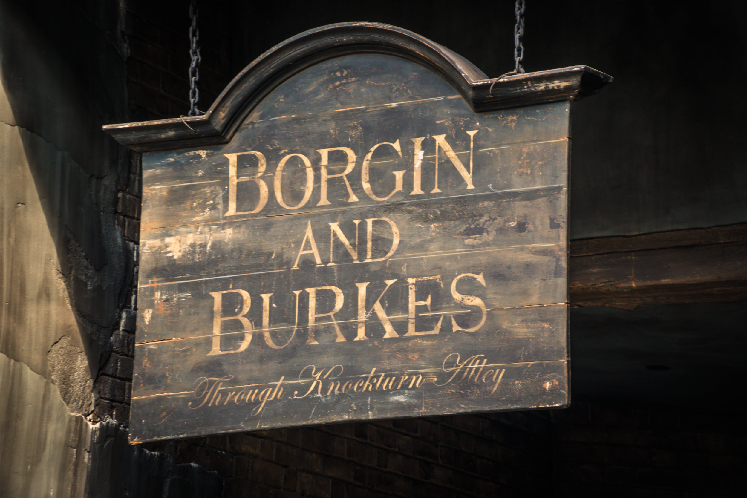 Borgin and Burkes