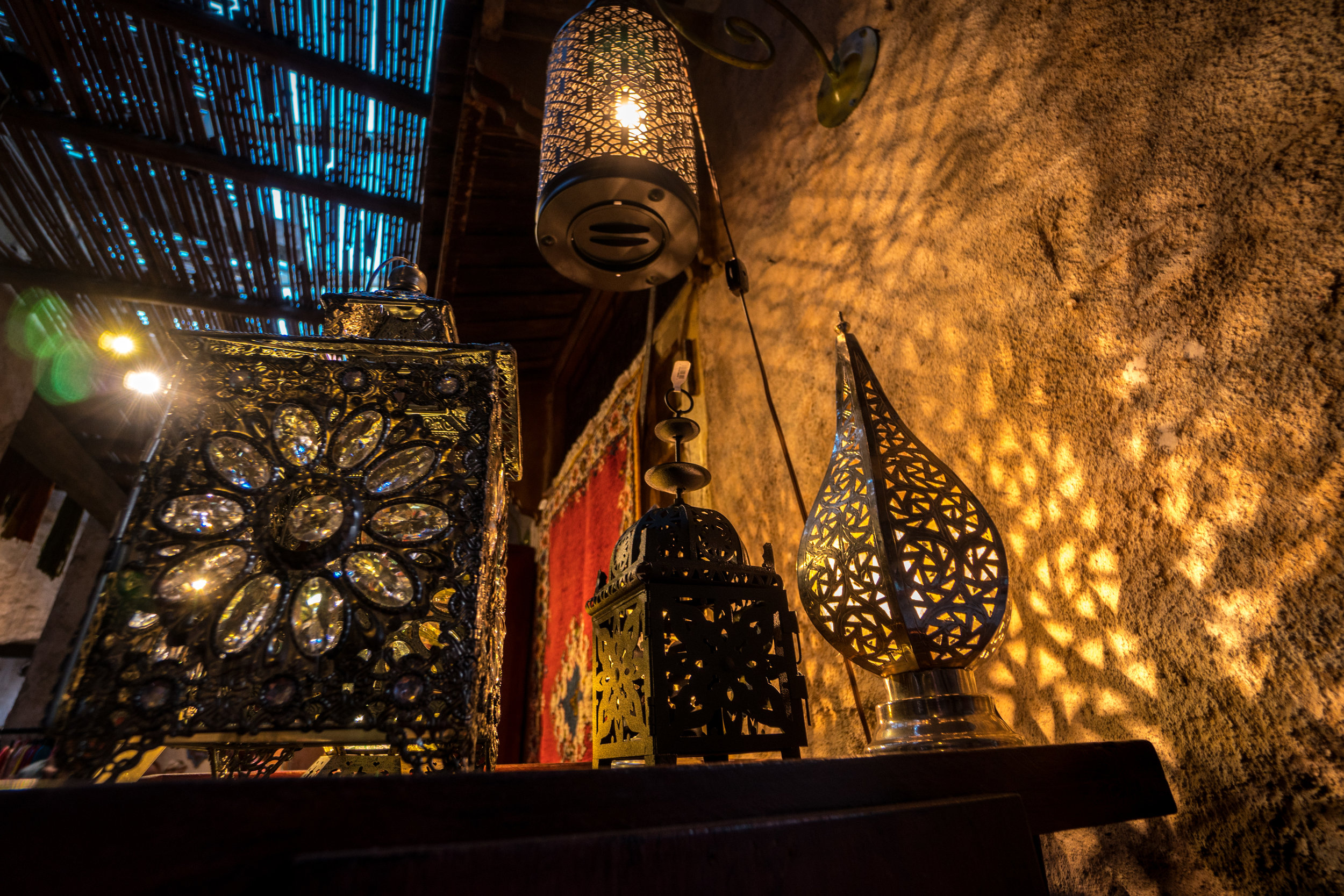 Lanterns of the Souk
