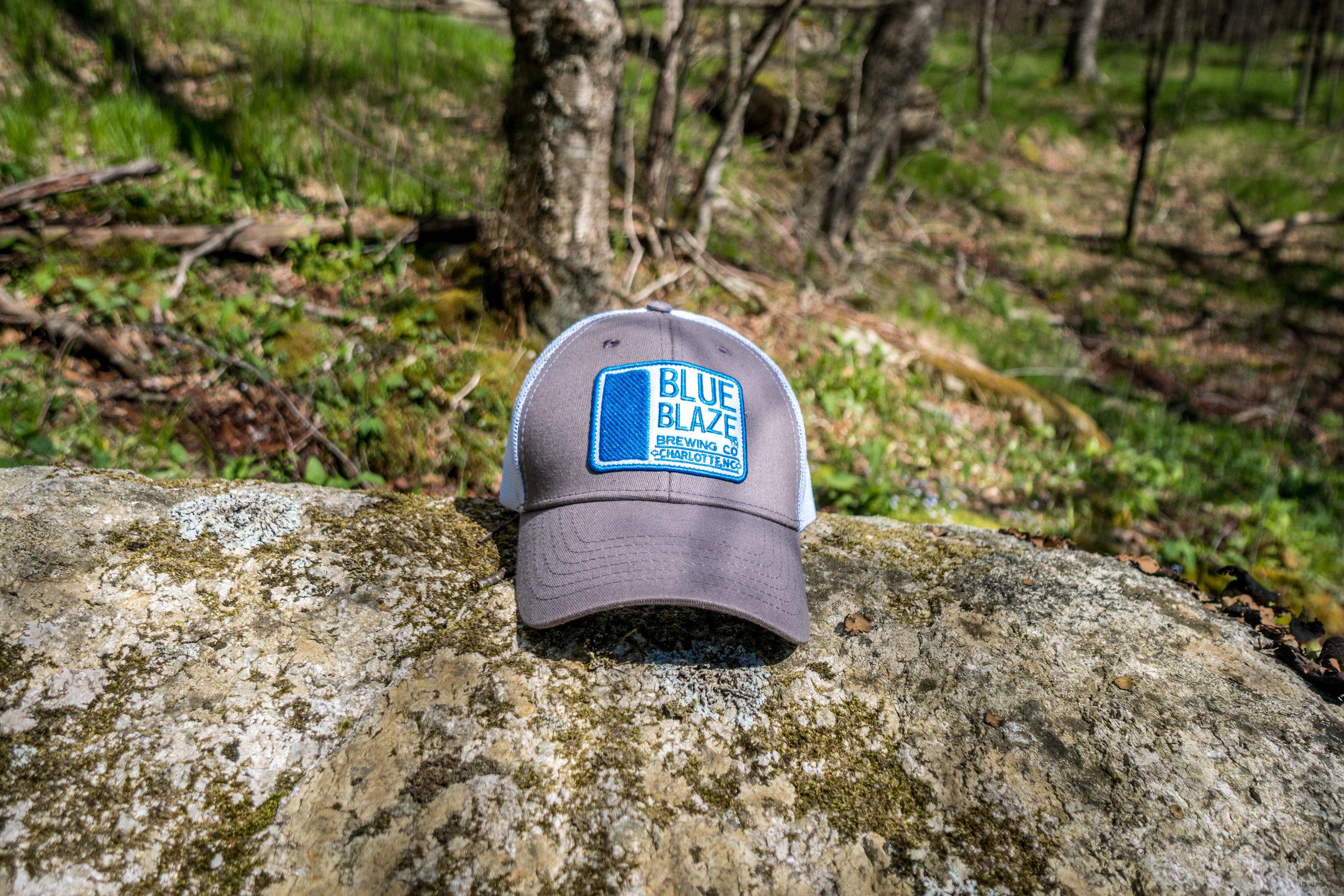 Blue Blaze Brewing Hat