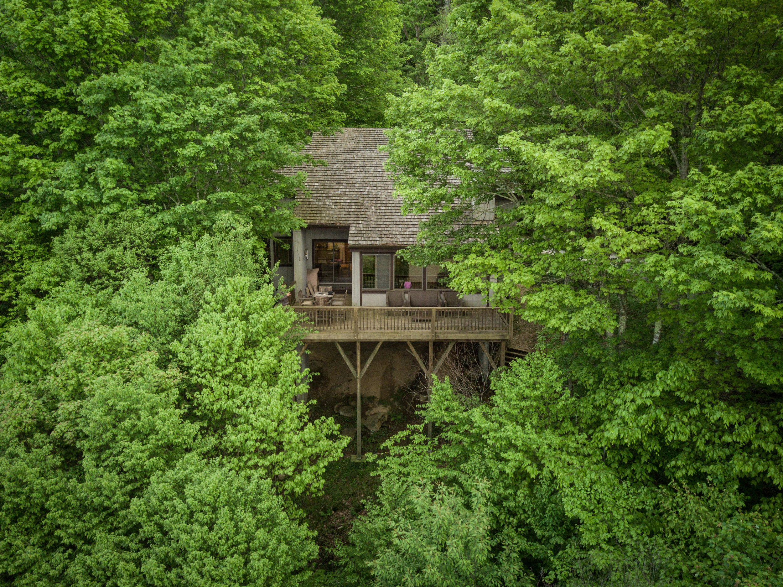 Chalet in the Woods