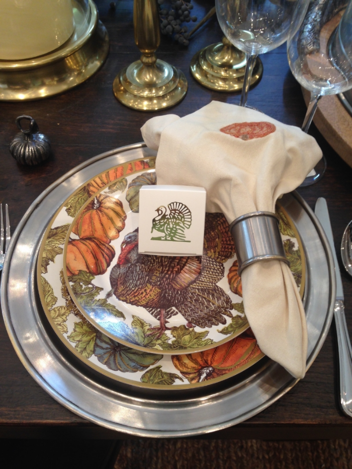 Thanksgiving Turkey Favor Boxes are a sweet addition to any holiday table setting!