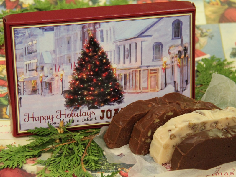 Four Slice Holiday Box