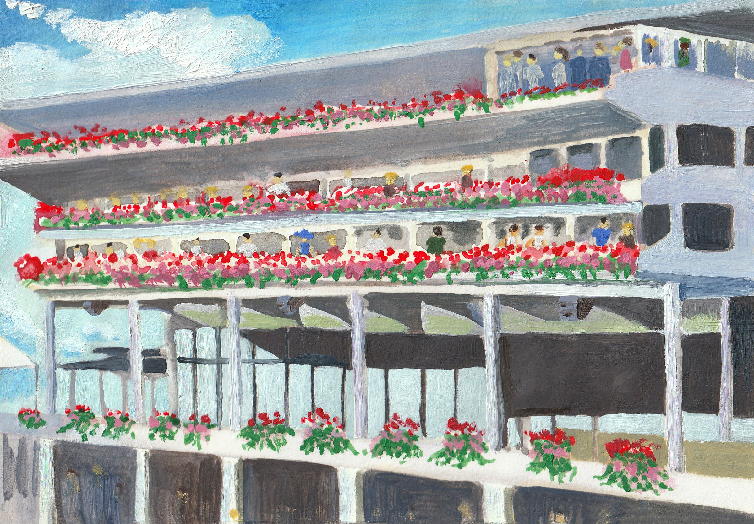 secretariat-painting-katrina-eugenia-oil-painting-painter-monmouth-park-racetrack-monmouth-racetrack-maximum-security-haskell-2019-thoroughbred-racing-racehorse-painting-race-horse-painting11.jpg