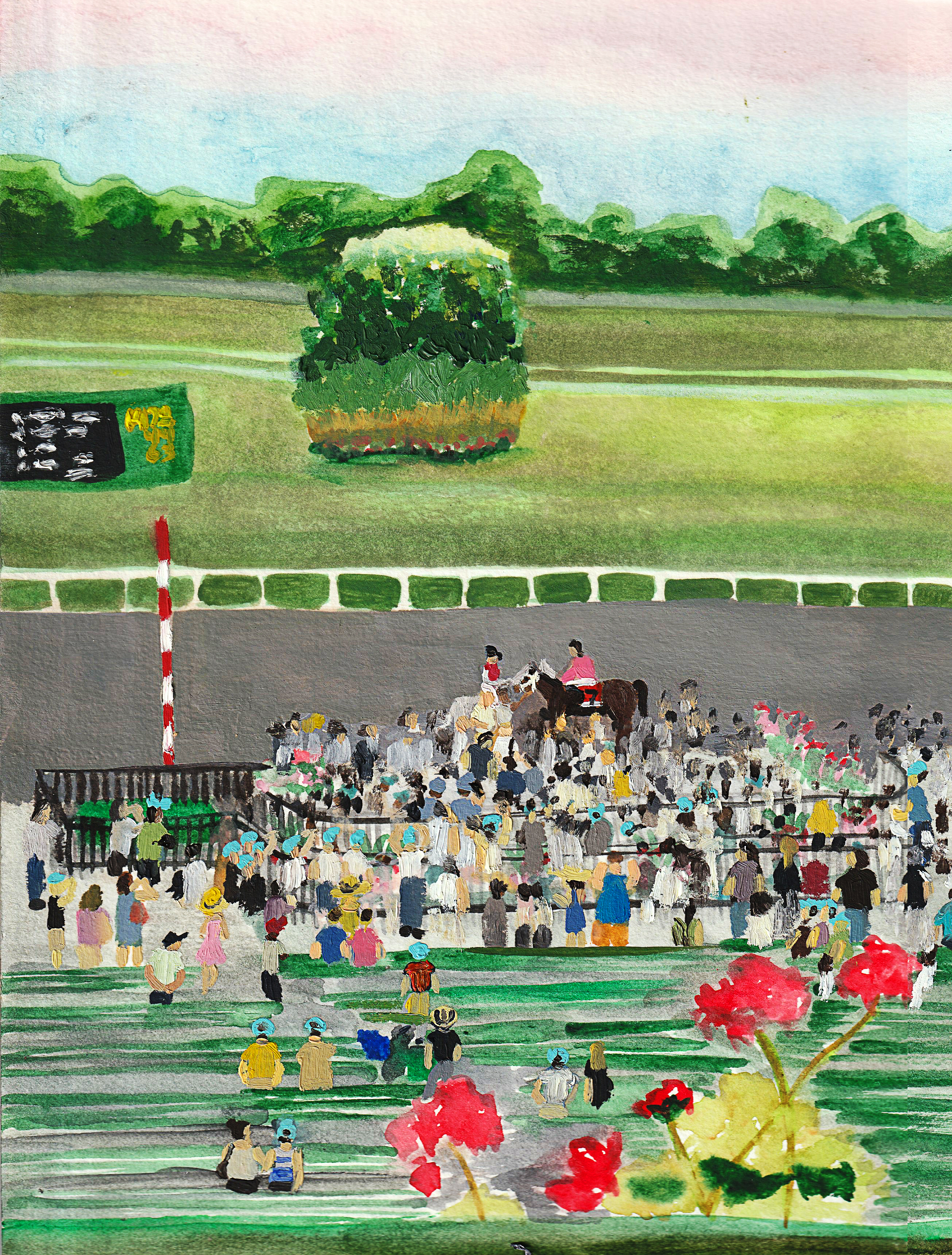 secretariat-painting-katrina-eugenia-oil-painting-painter-monmouth-park-racetrack-monmouth-racetrack-maximum-security-haskell-2019-thoroughbred-racing-racehorse-painting-race-horse-painting13.jpg