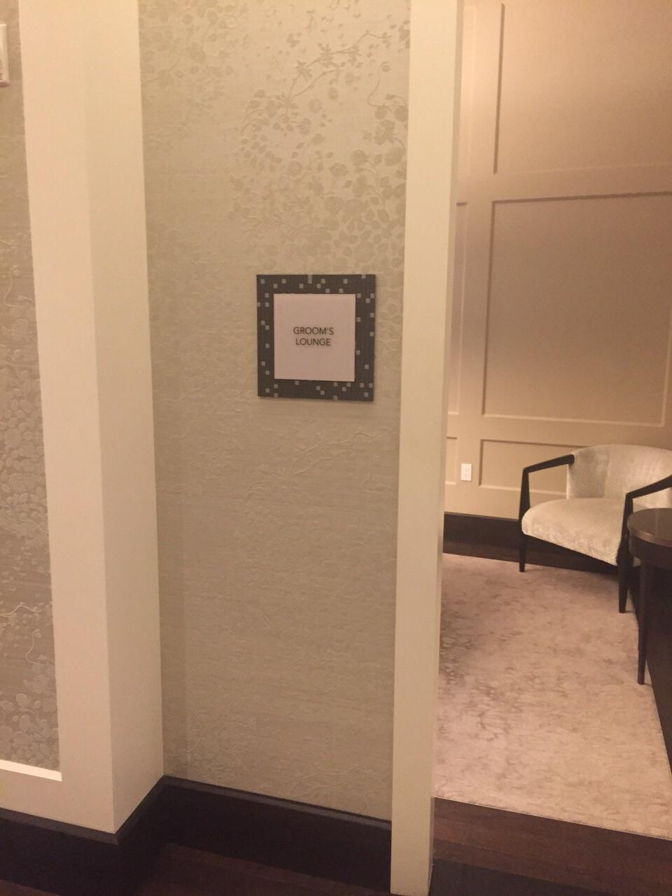 Groom room (Photo credit: Demi Eni-Olorunda)