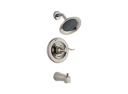 Delta Windemere Stainless Tub/Shower Faucet