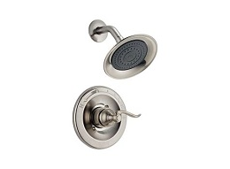 Delta Windemere Stainless Shower Faucet
