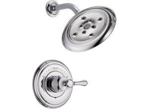Delta Cassidy Chrome Shower Faucet