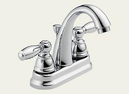 Delta Apex Chrome Bath Lav Faucet