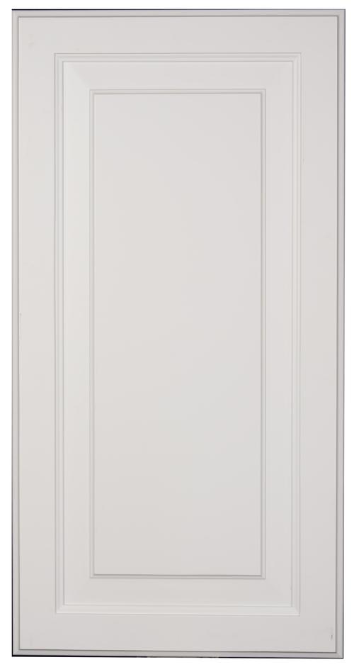 PP5 Raised-panel, square door