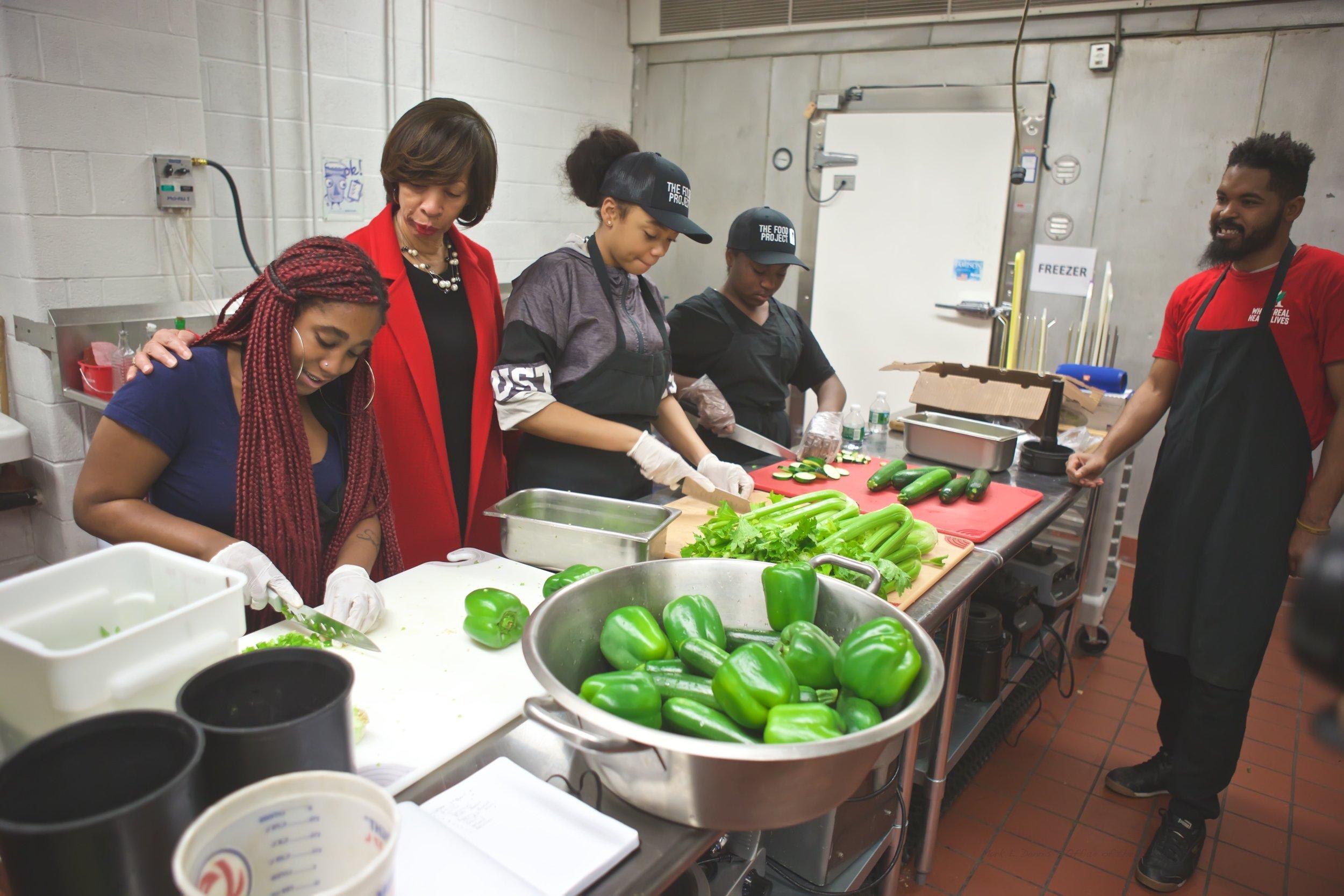 January 26, 2019 - Site visit to The Food Project, 424 S. Pulaski Street 2019-01-26 (11).jpg
