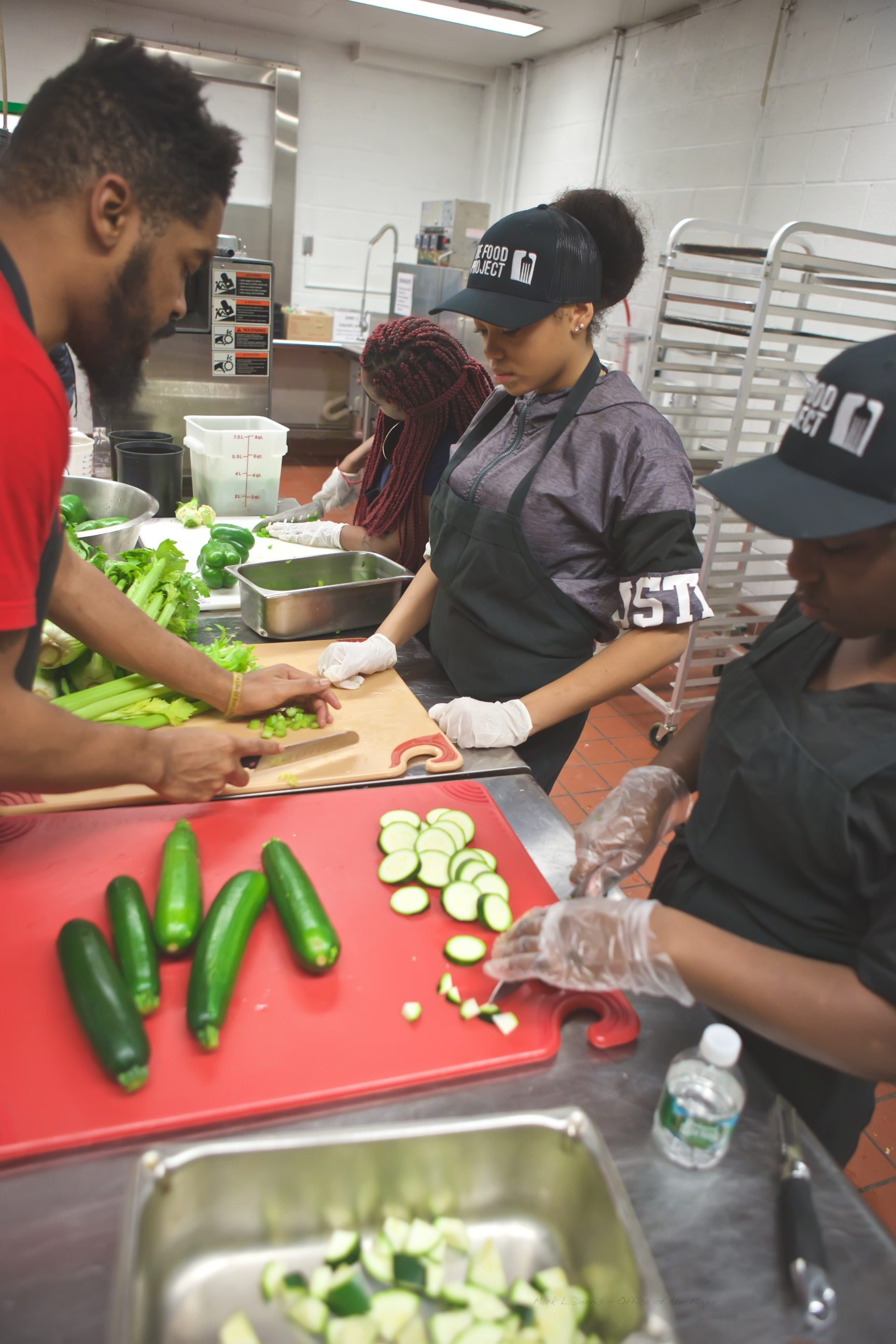 January 26, 2019 - Site visit to The Food Project, 424 S. Pulaski Street 2019-01-26 (9).jpg