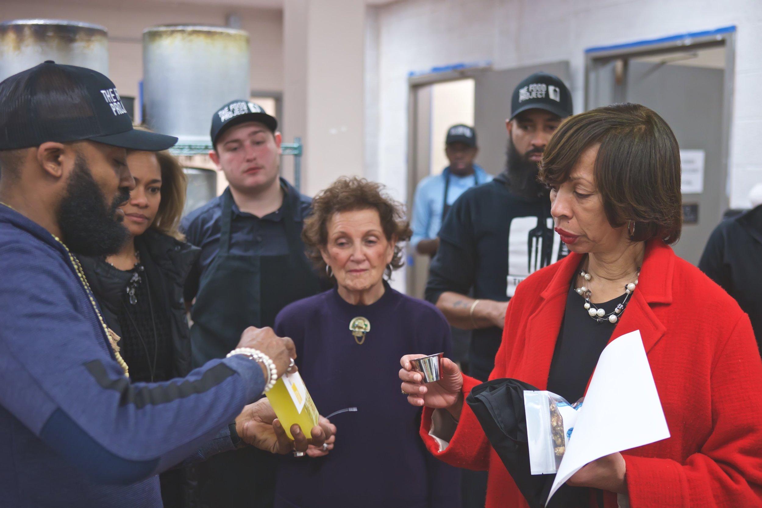 January 26, 2019 - Site visit to The Food Project, 424 S. Pulaski Street 2019-01-26 (21).jpg