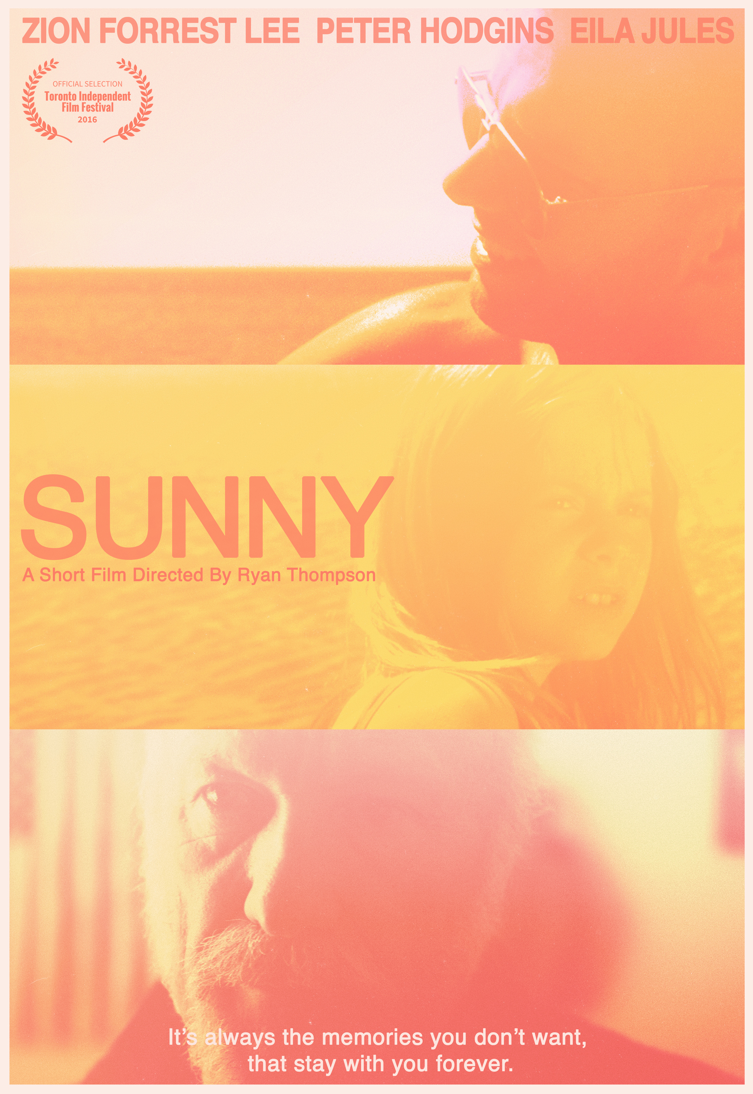 Sunny 2016 13 x 19 Poster