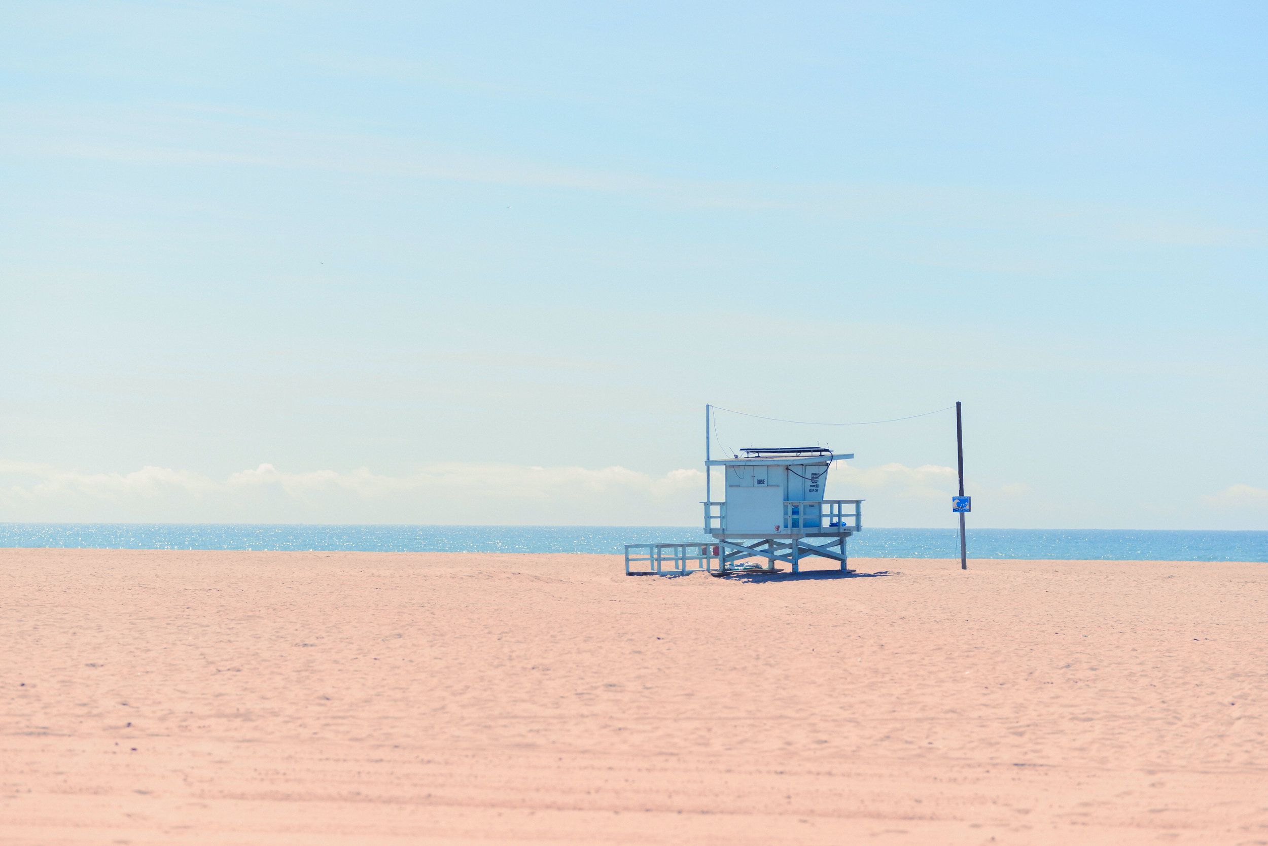 ryan thompson creative photography - lifeguard tower 2