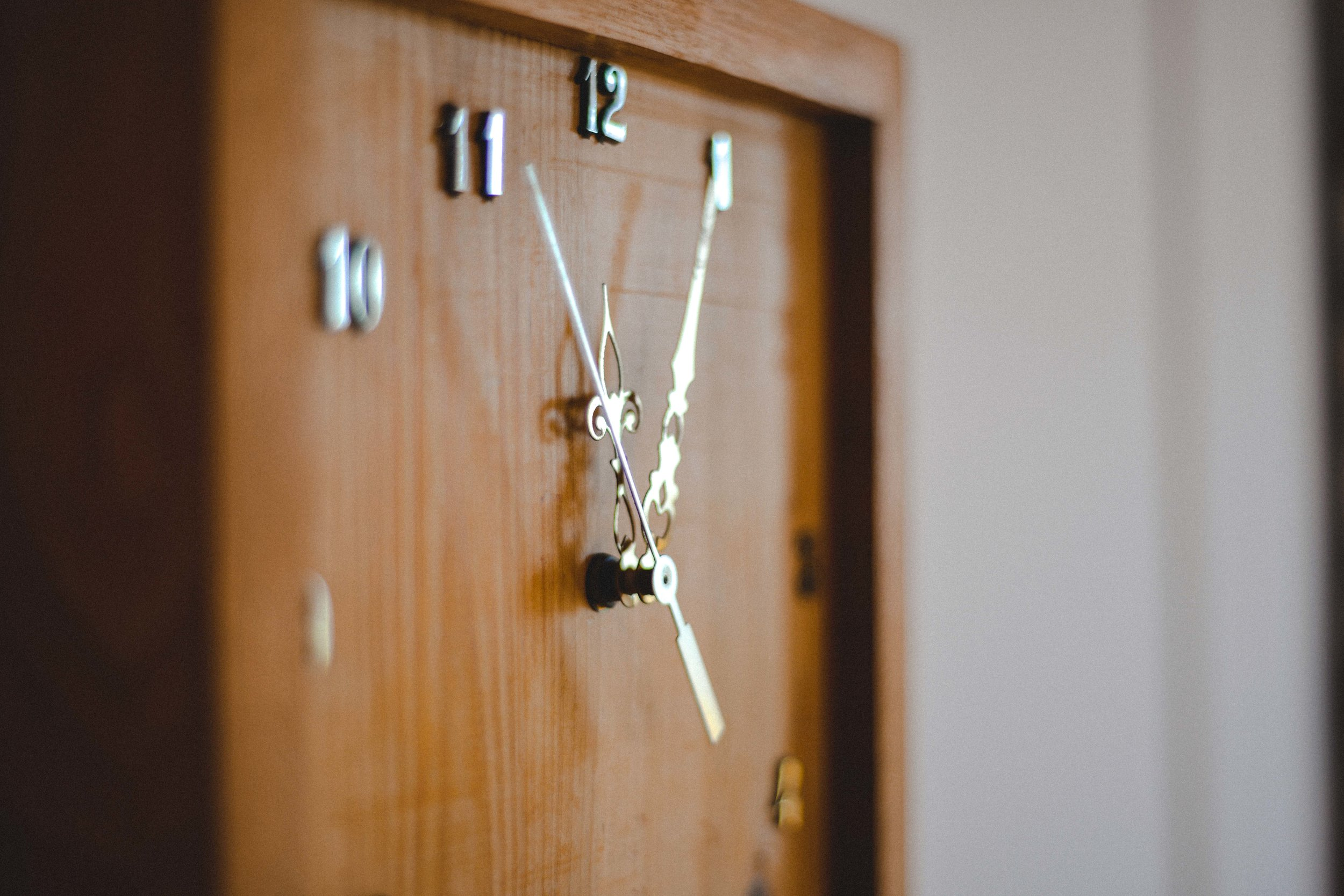 ryan thompson creative photography - clock