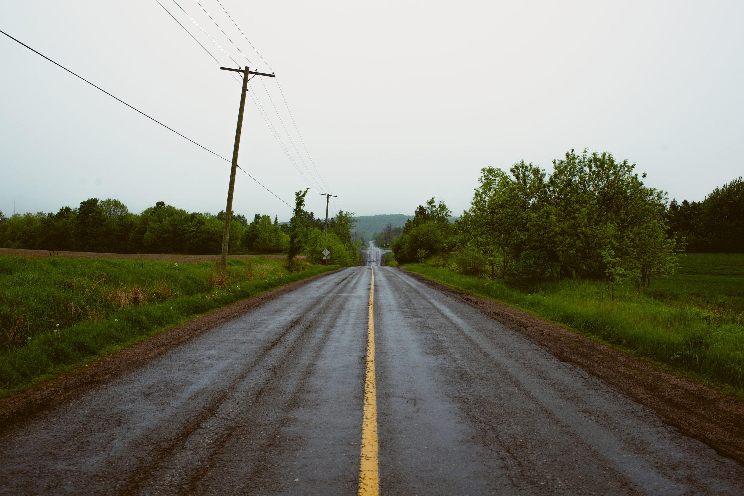 ryan thompson creative photography - country road