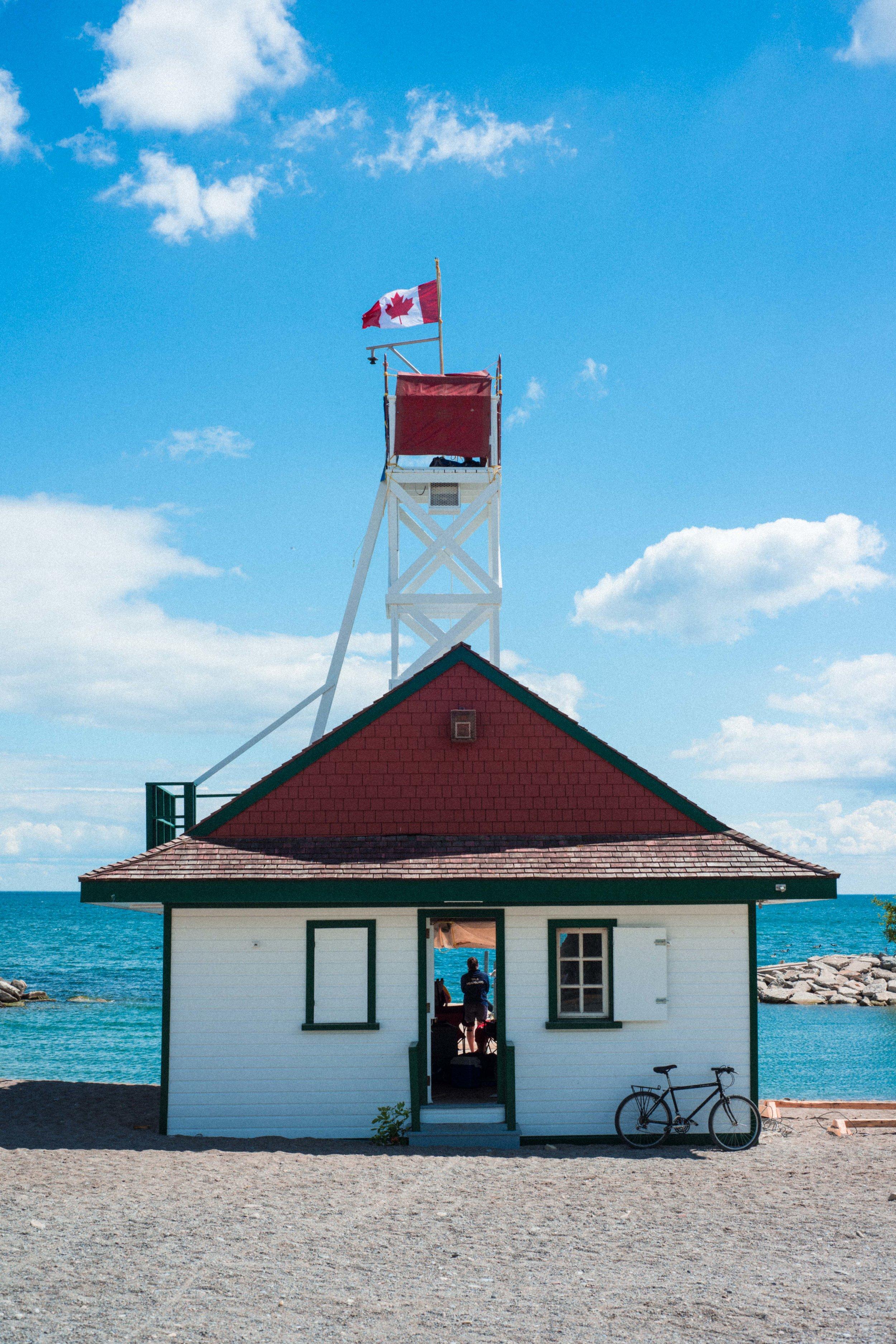 ryan thompson creative photography - beaches tower