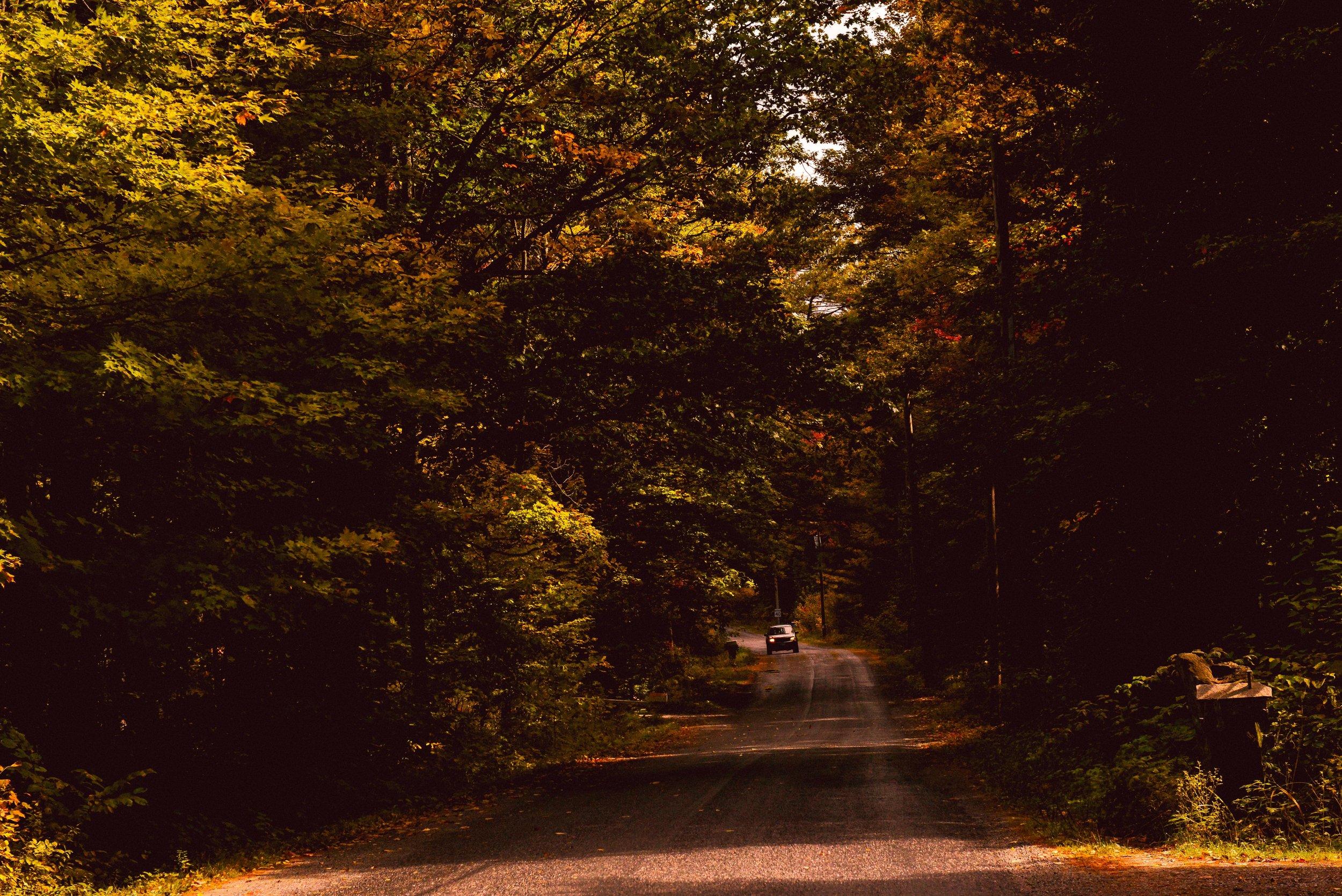 ryan thompson creative photography - country road 2