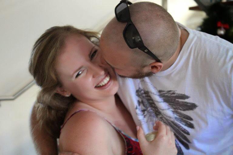 engagement party kiss - emma betts serge simic.jpg