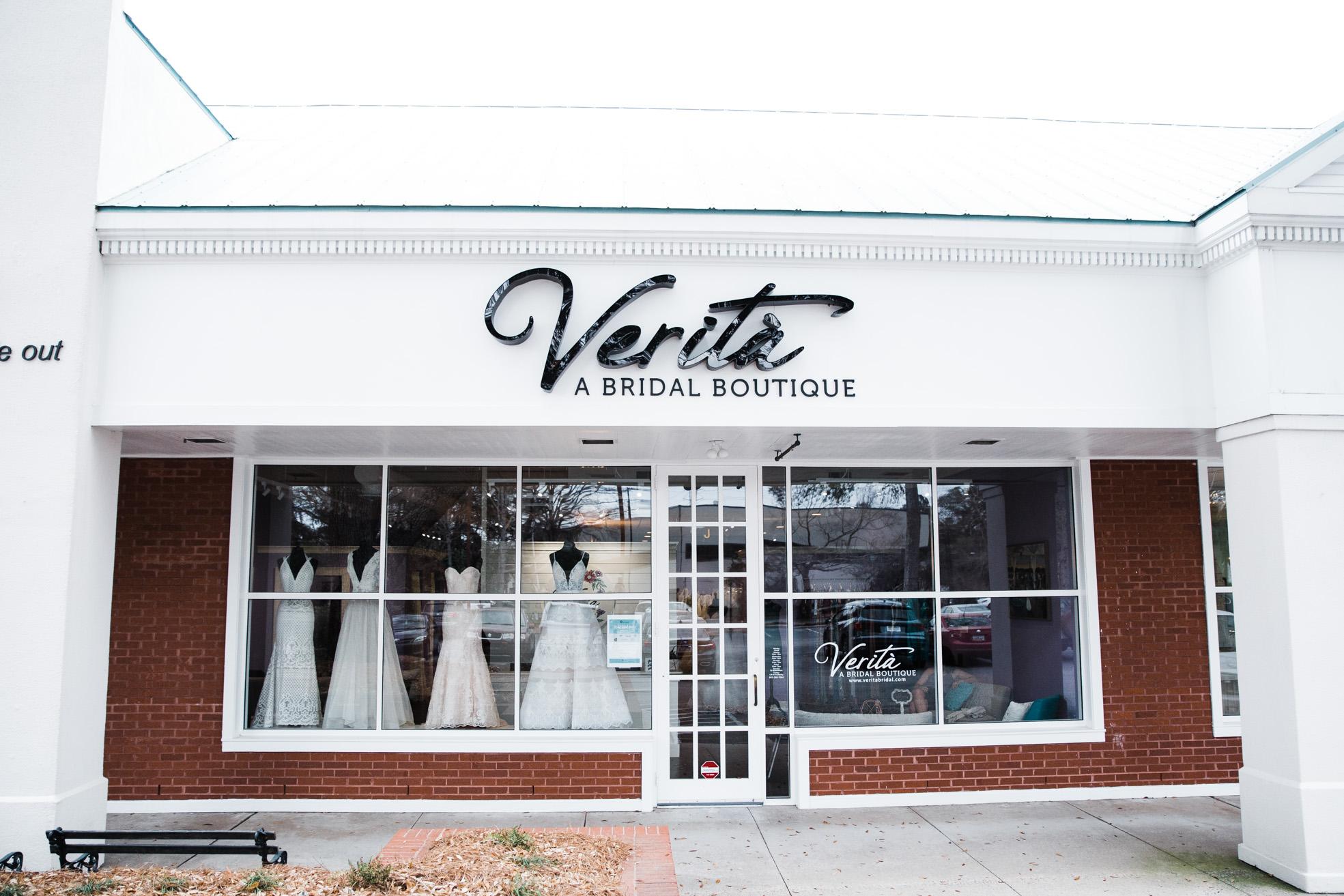 Verita Bridal Boutique