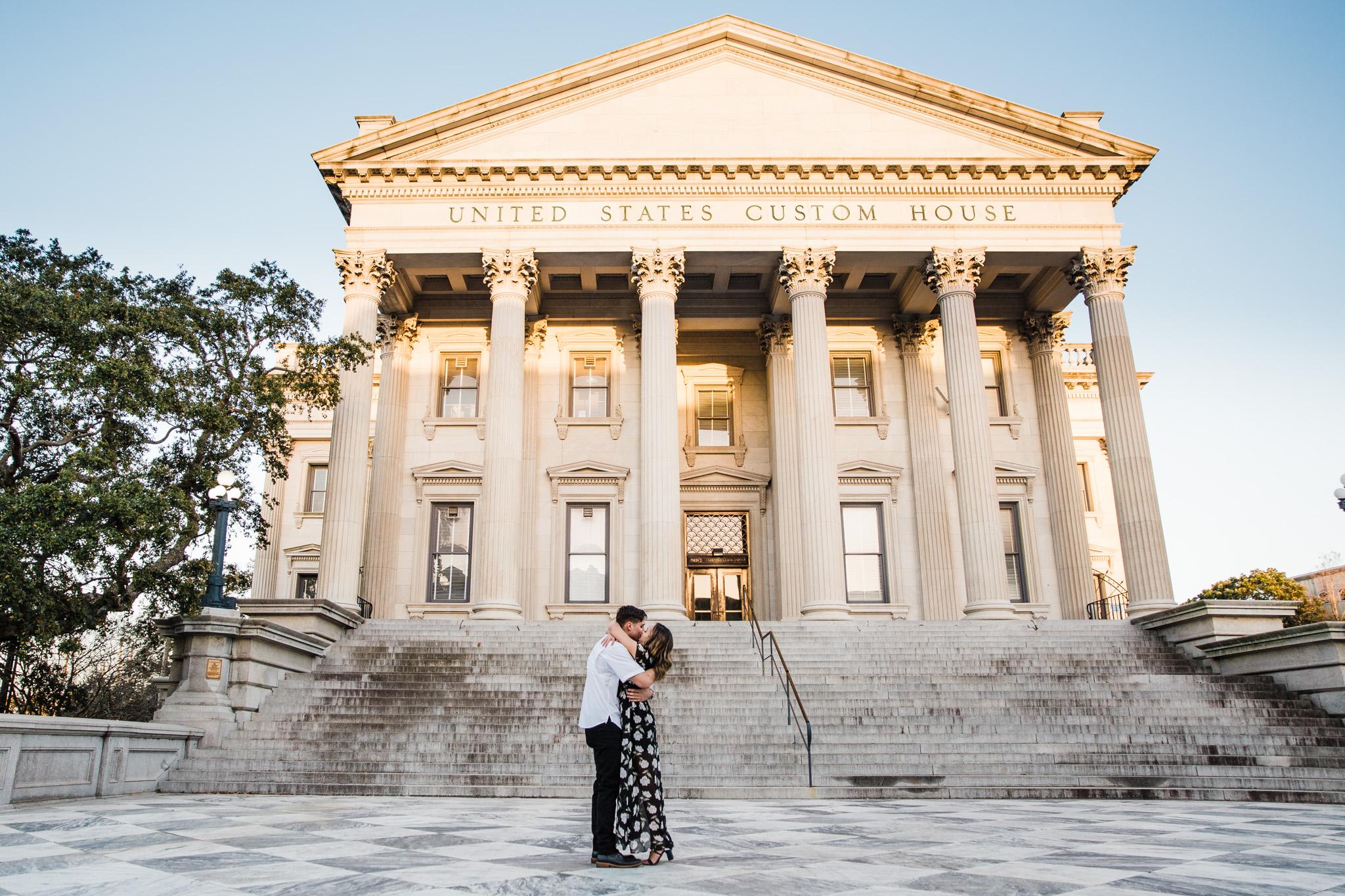 Charleston proposal