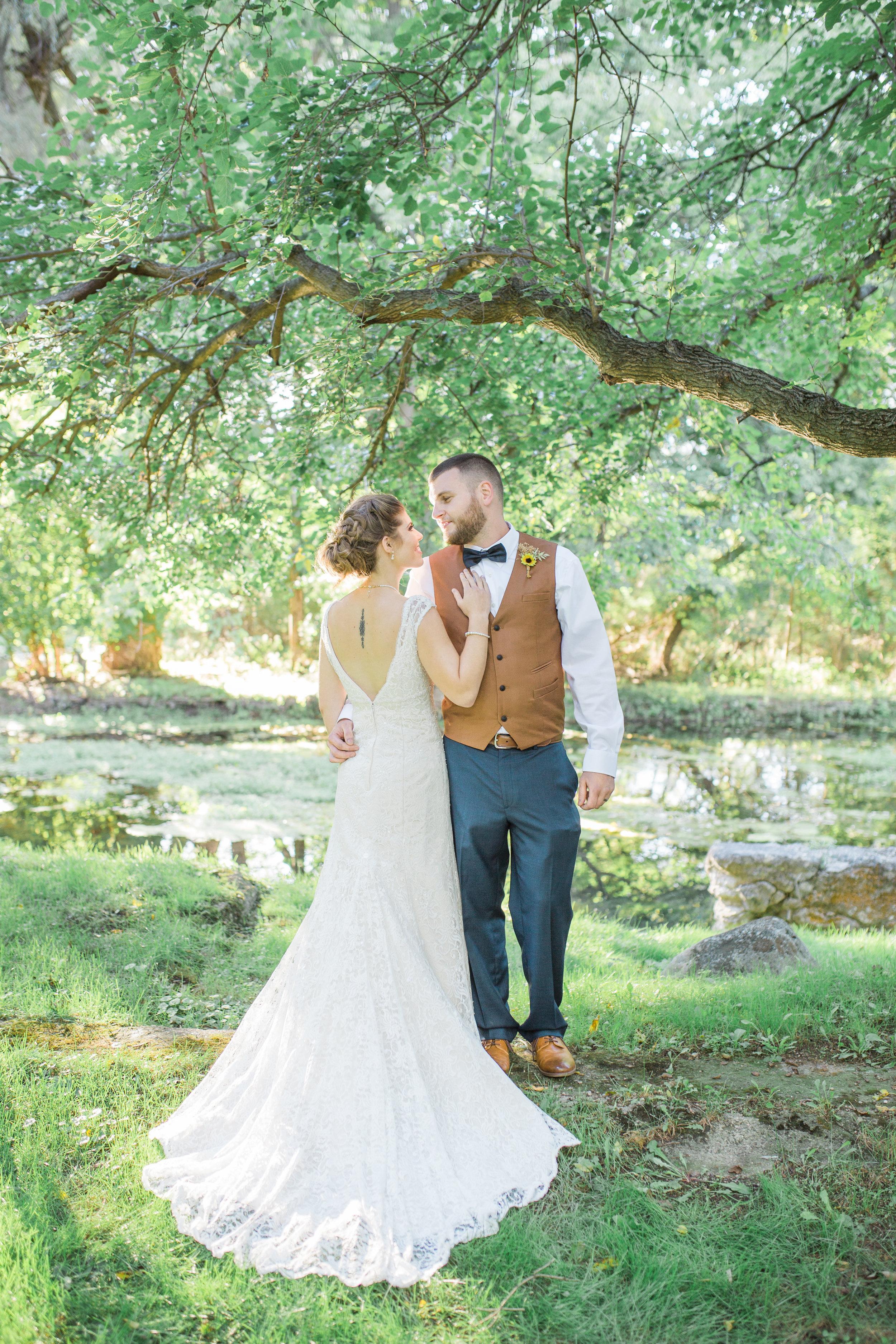 lass and beau rochester wedding photographer