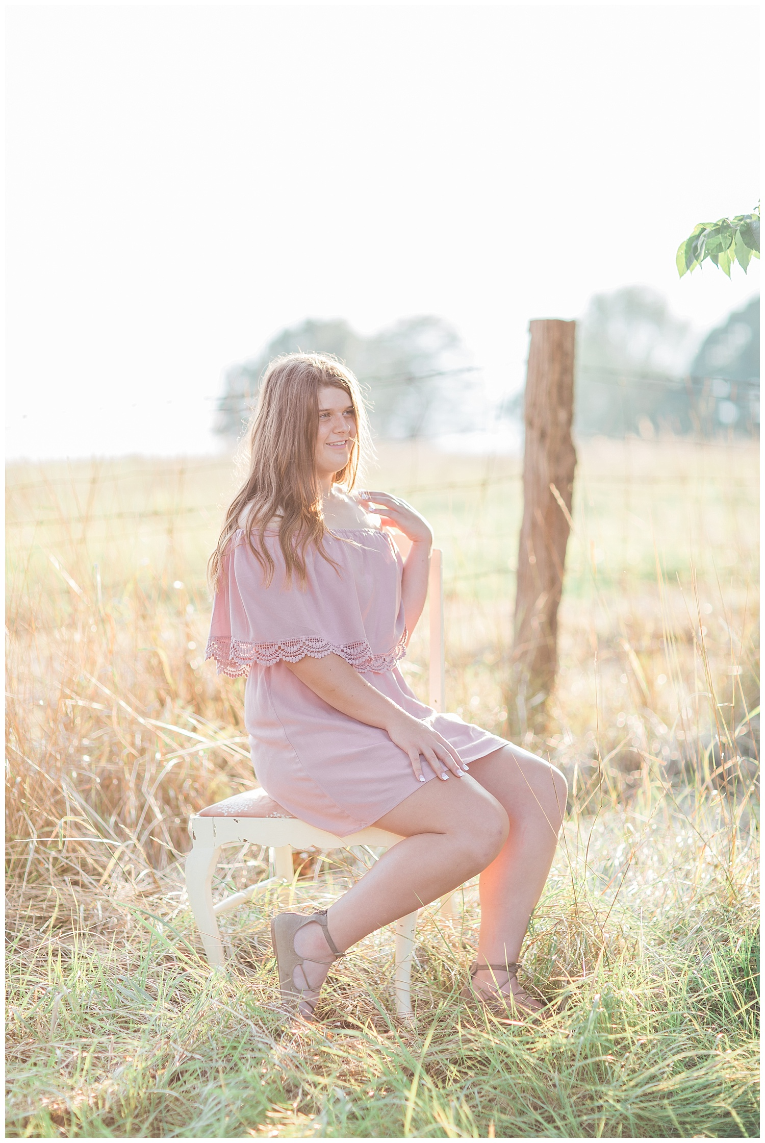 Maddy Mount Morris Class Of 2018 Senior Whimsy Roots Photography